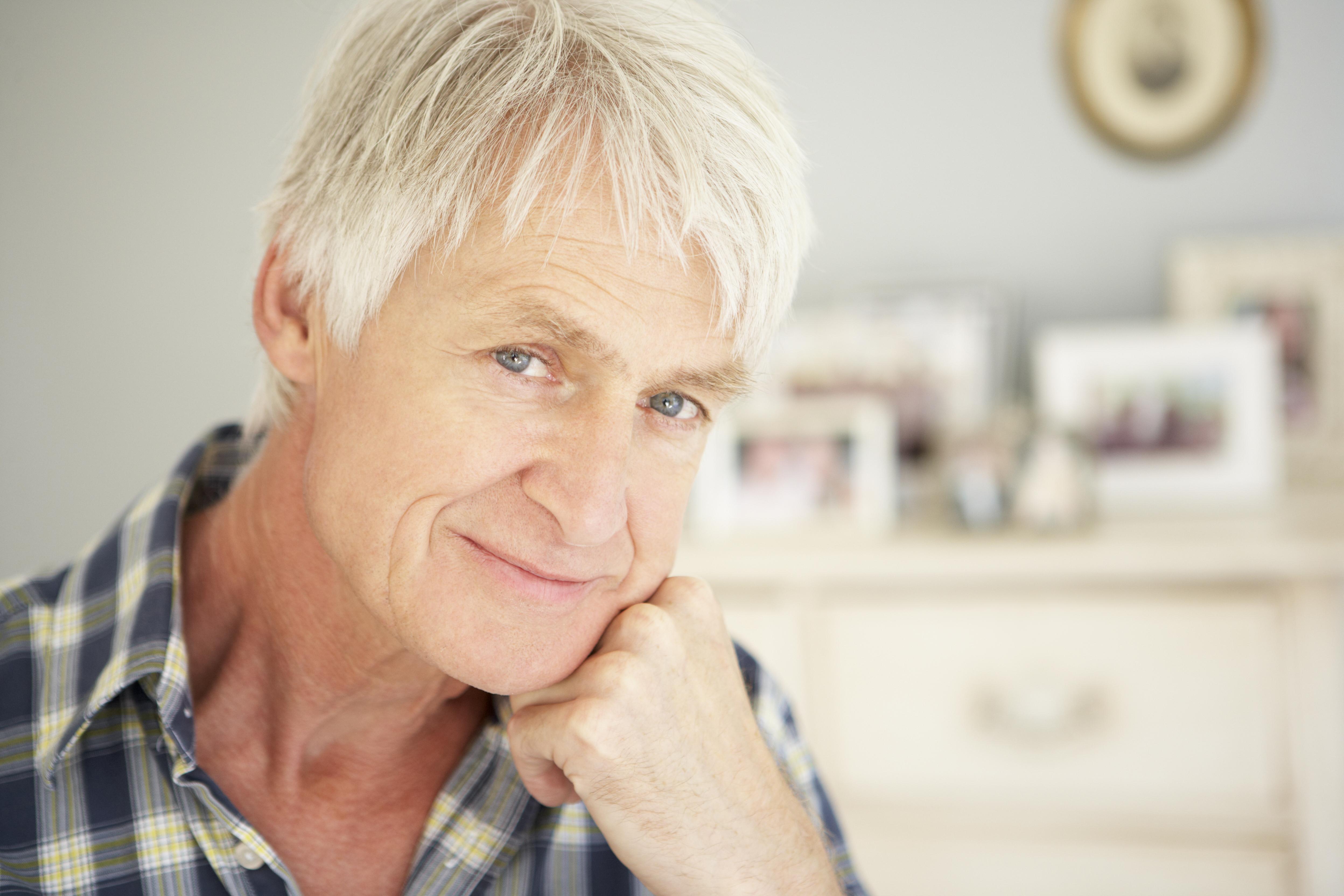 Många män med erektionsproblem besväras även av symtom av godartad prostataförstoring.