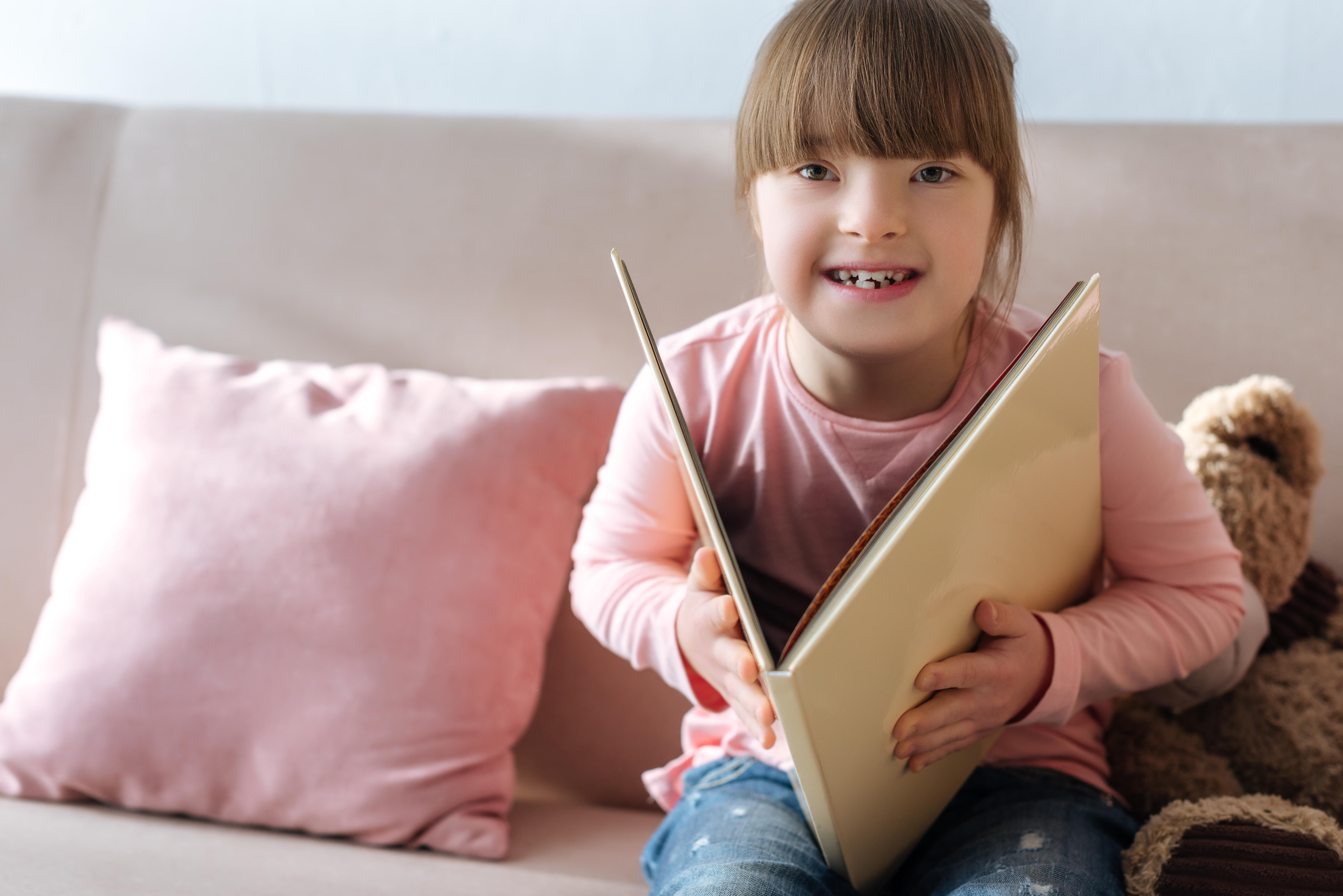 Ny barnboken ska sprida kunskap och förståelse till de yngre om att olikheter är något bra.