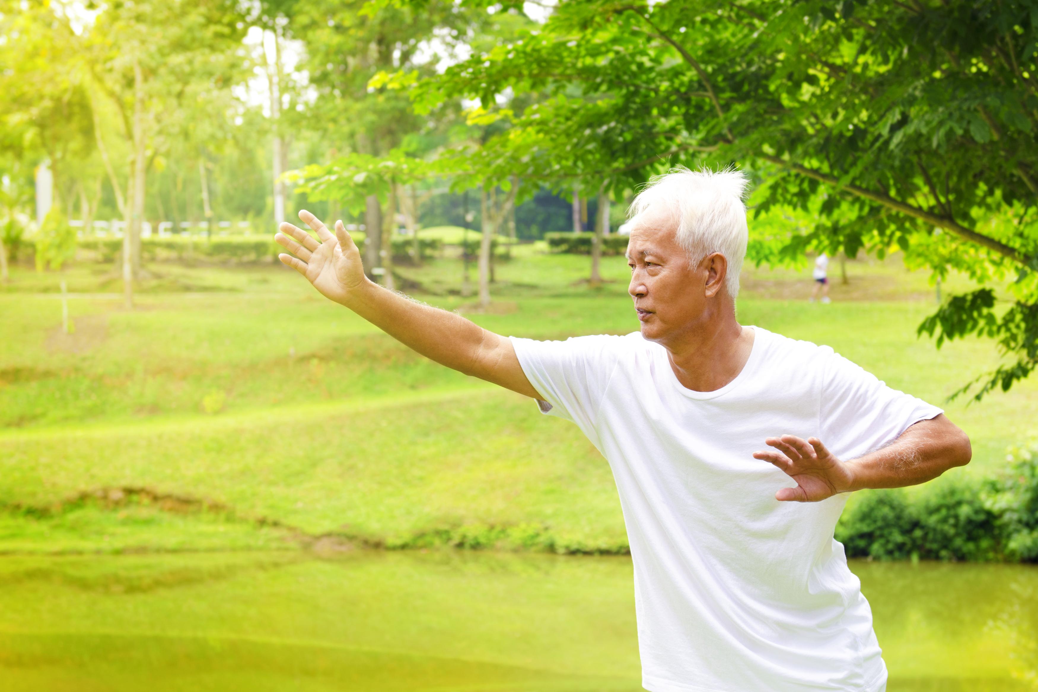 I den aktuella studien använde deltagarna qigongformen Chayoyi Fanhuan.