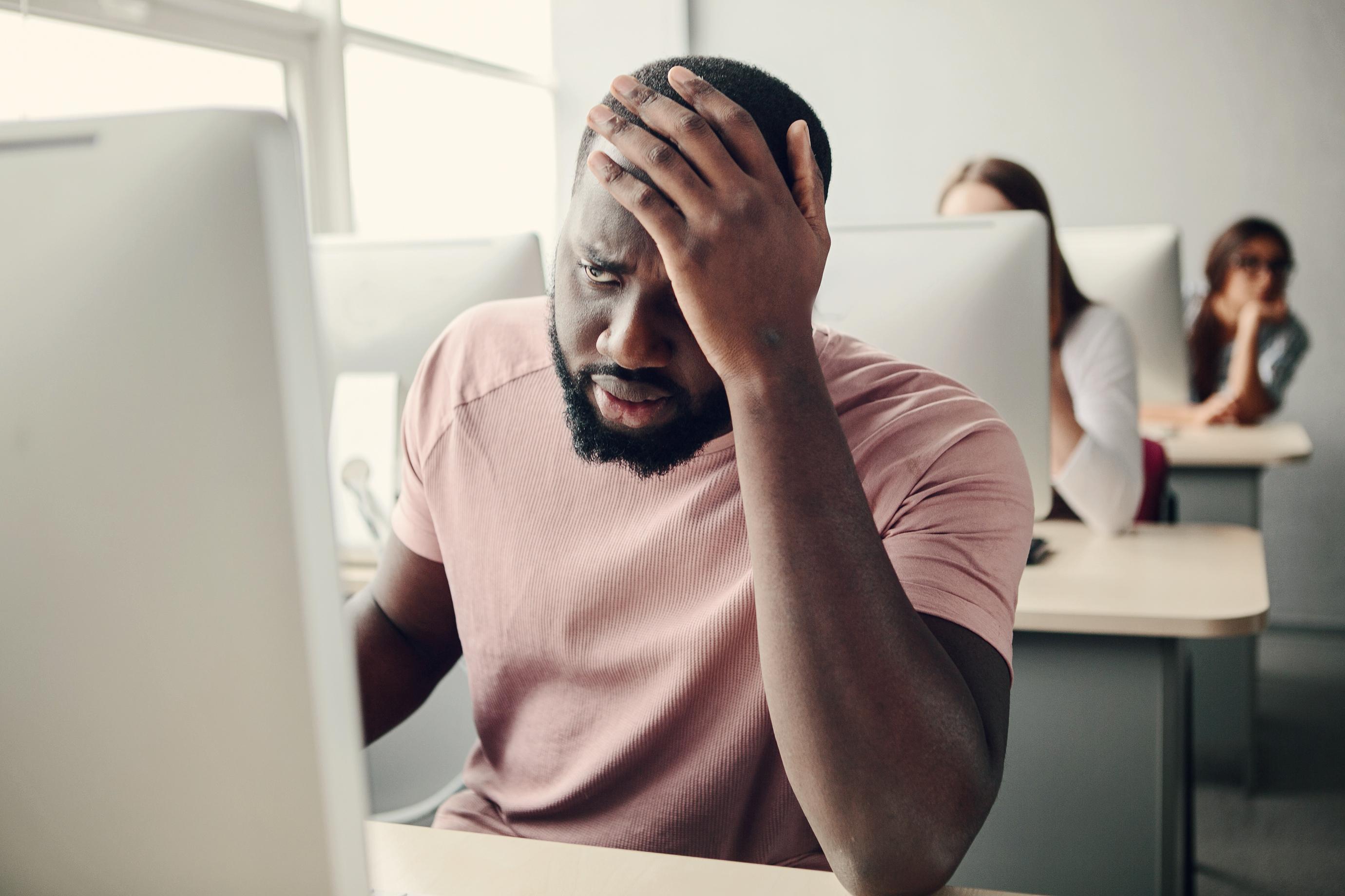 Stress påverkar många delar av kroppen och kan visa sig på olika sätt för olika personer.