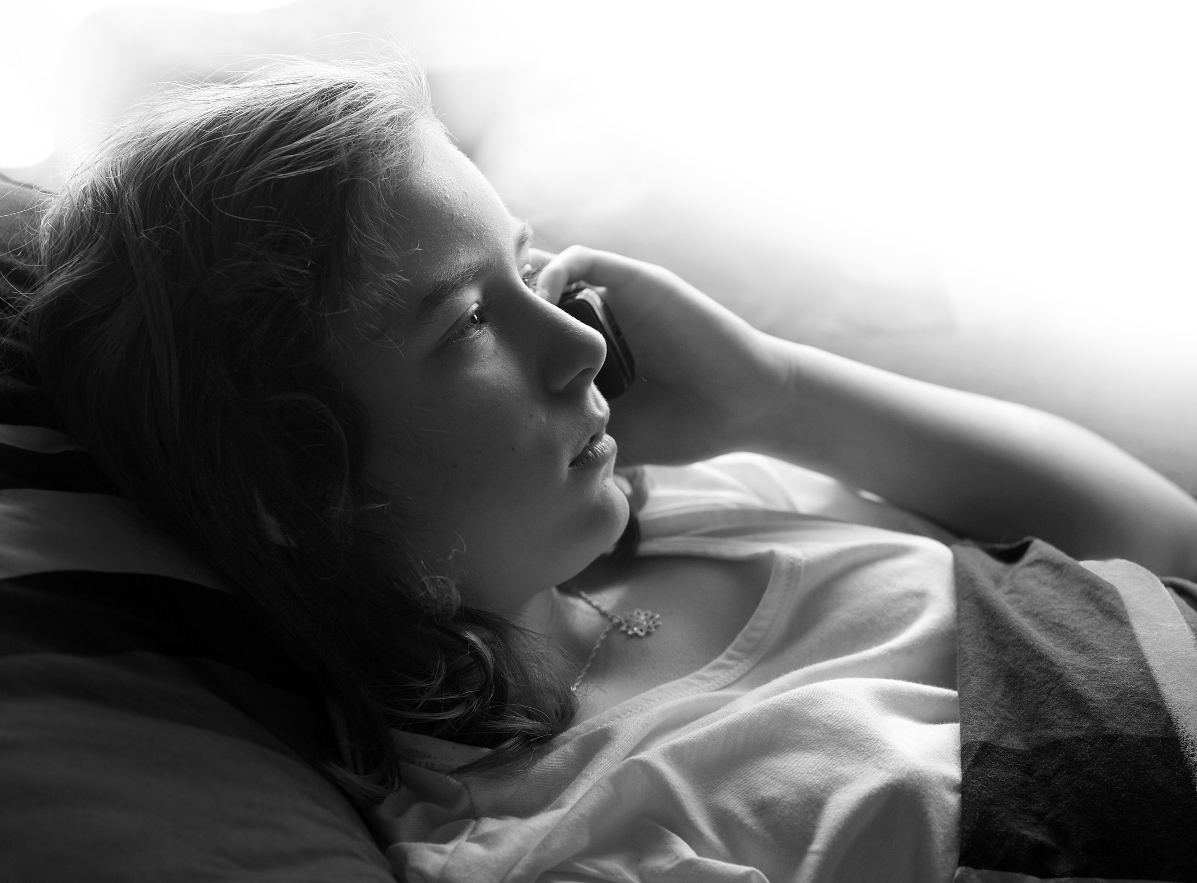 Samtal om sexuella övergrepp har ökat med 43 procent under perioden, och det är i synnerhet tjejer som står för uppgången.