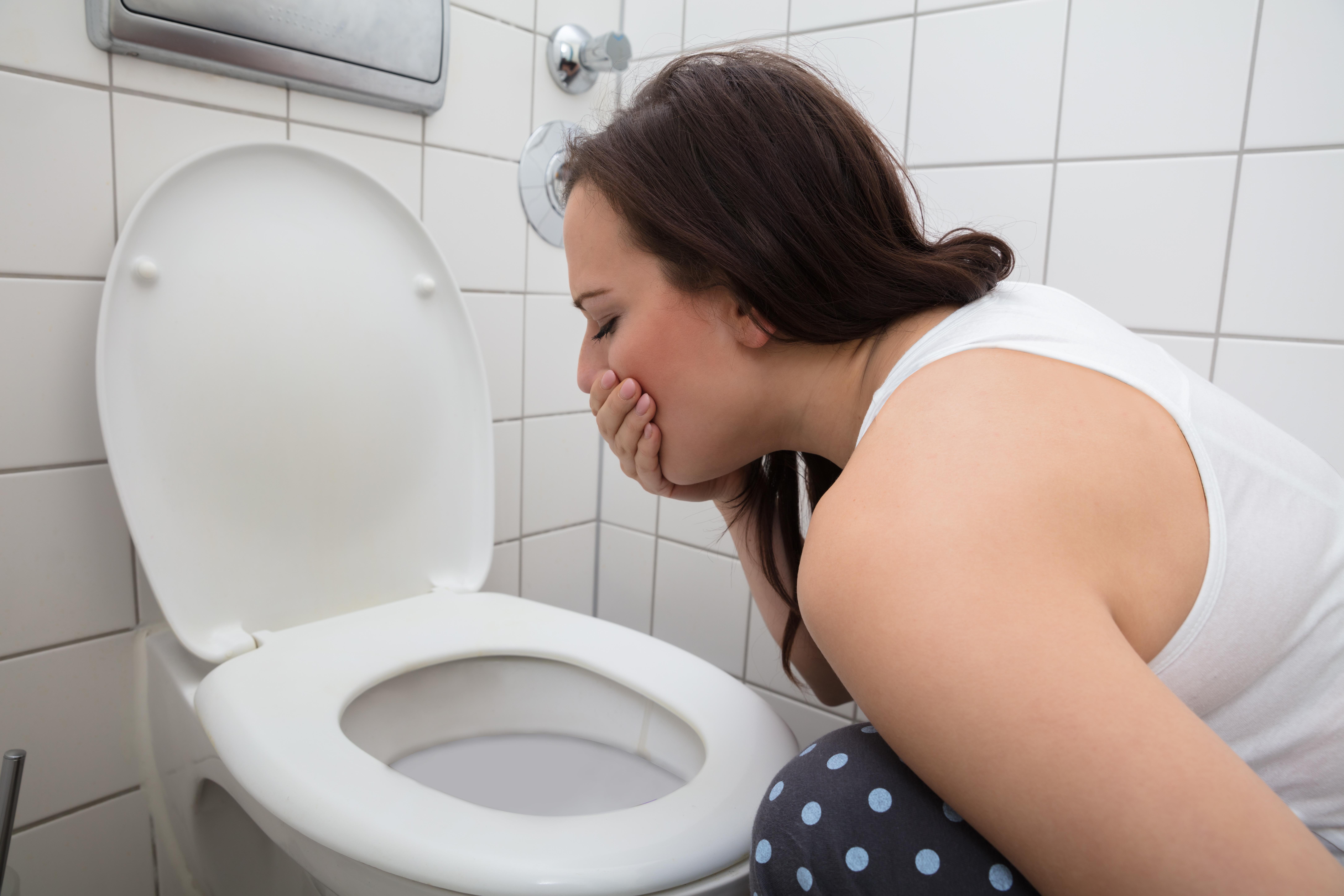 Magsjuka - orsak, symtom och lindring