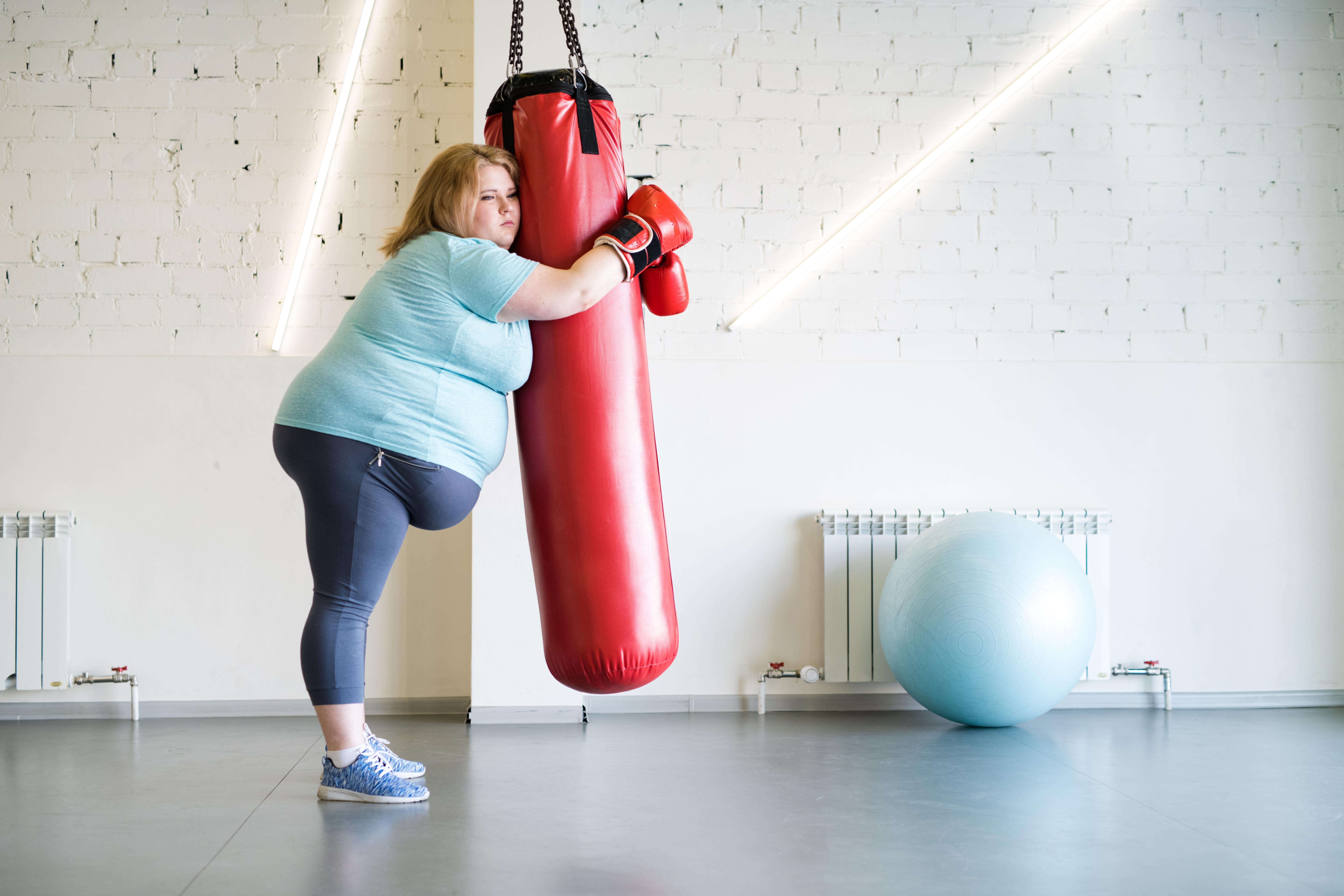Studie visar: Ja, det är svårare att hålla vikten med åldern!
