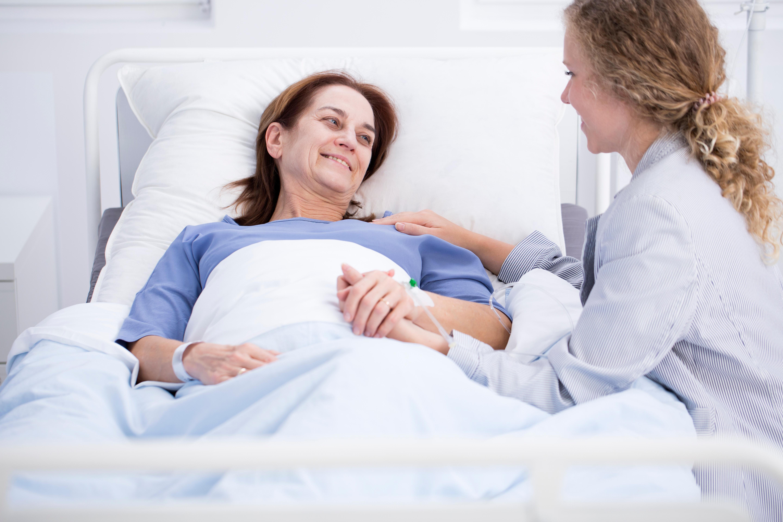 Inom den palliativa vården är det många som avslutar sina liv och har besvärande symtom av sina sjukdomar.