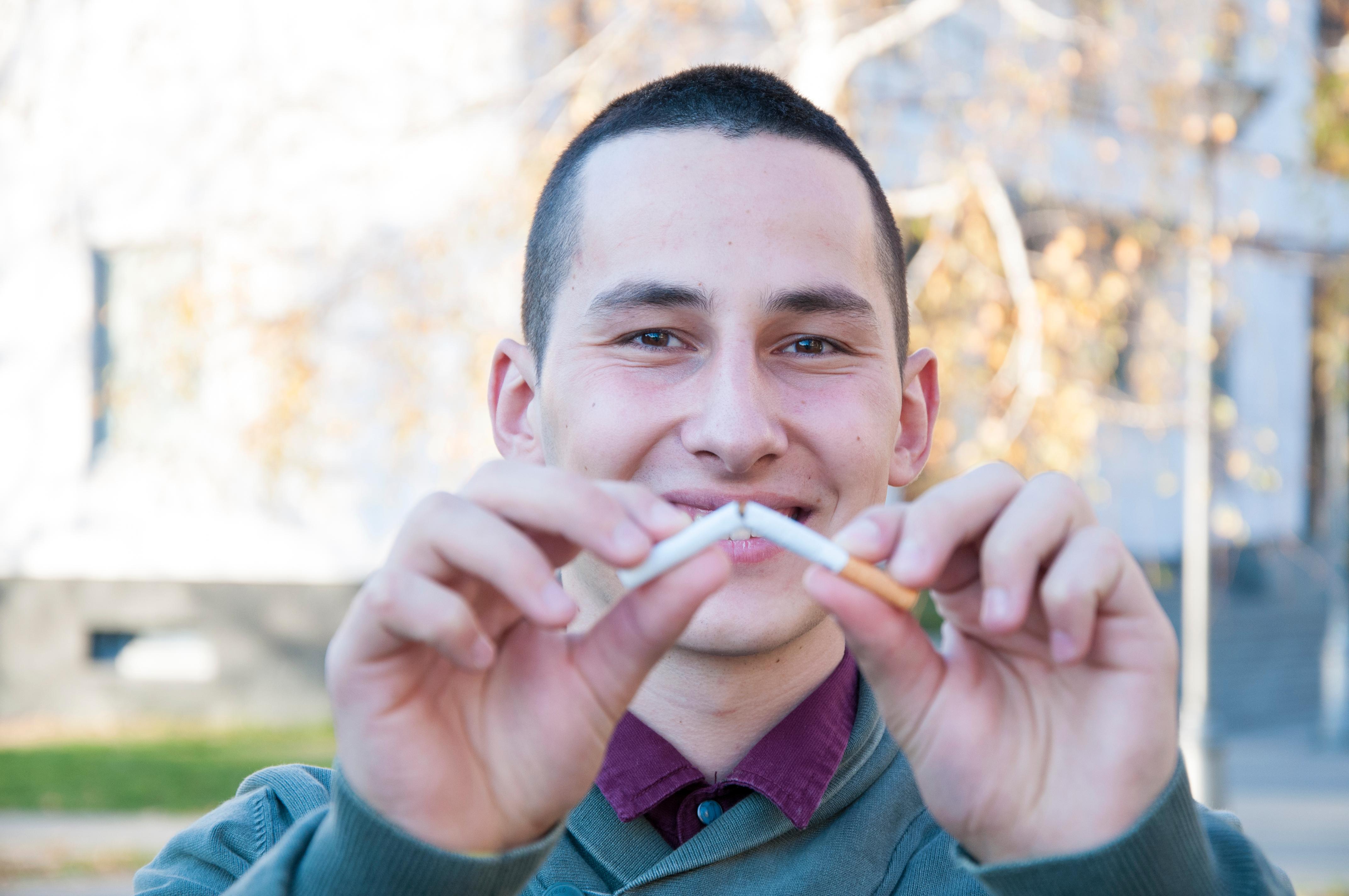 Redan efter ett års rökstopp minskar risken för hjärtattack med cirka 25 procent.