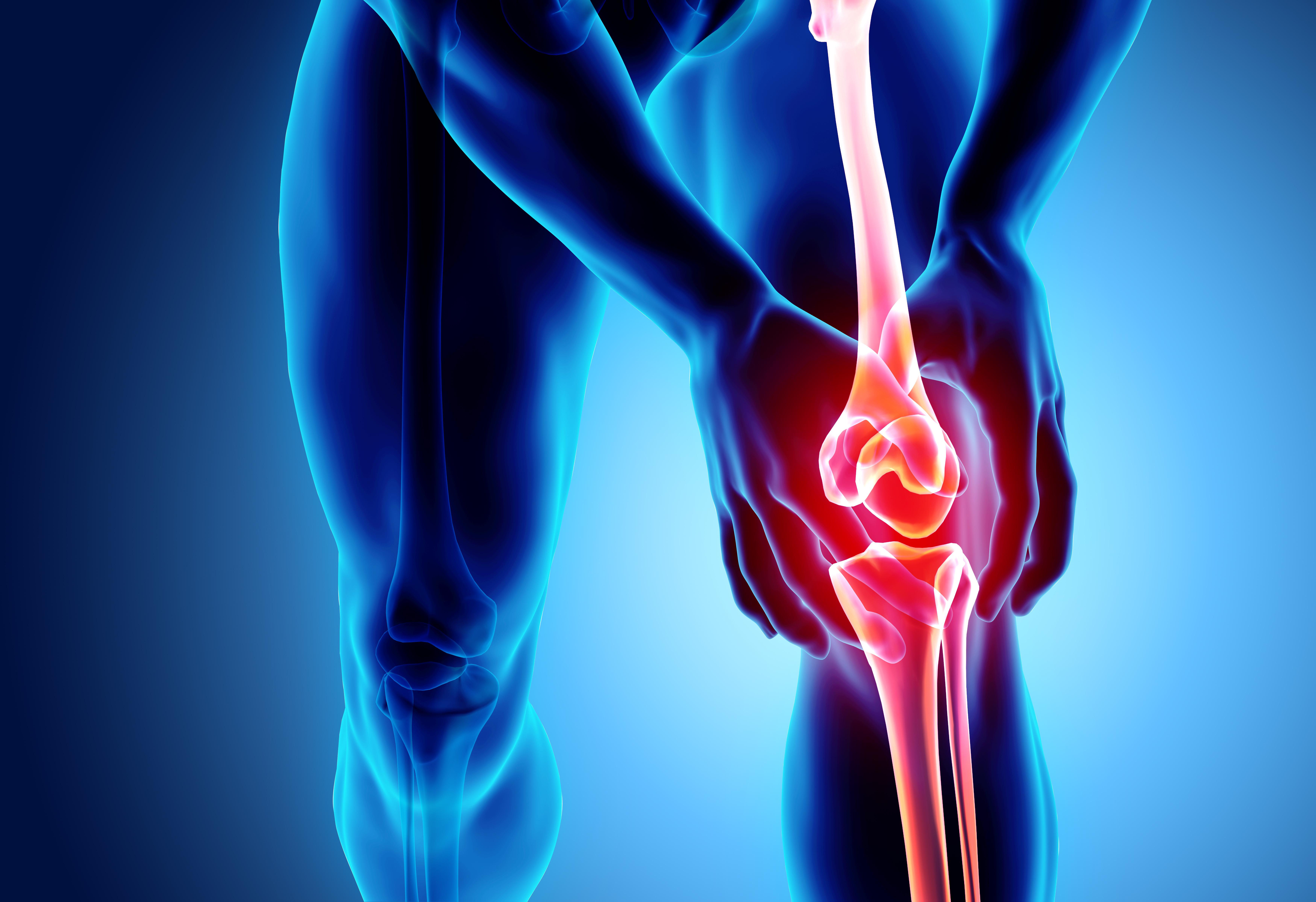 Våra knän är uppbyggda för att tåla stor belastning, bland annat bärs större delen av din kroppsvikt av knäna, varje steg vi tar