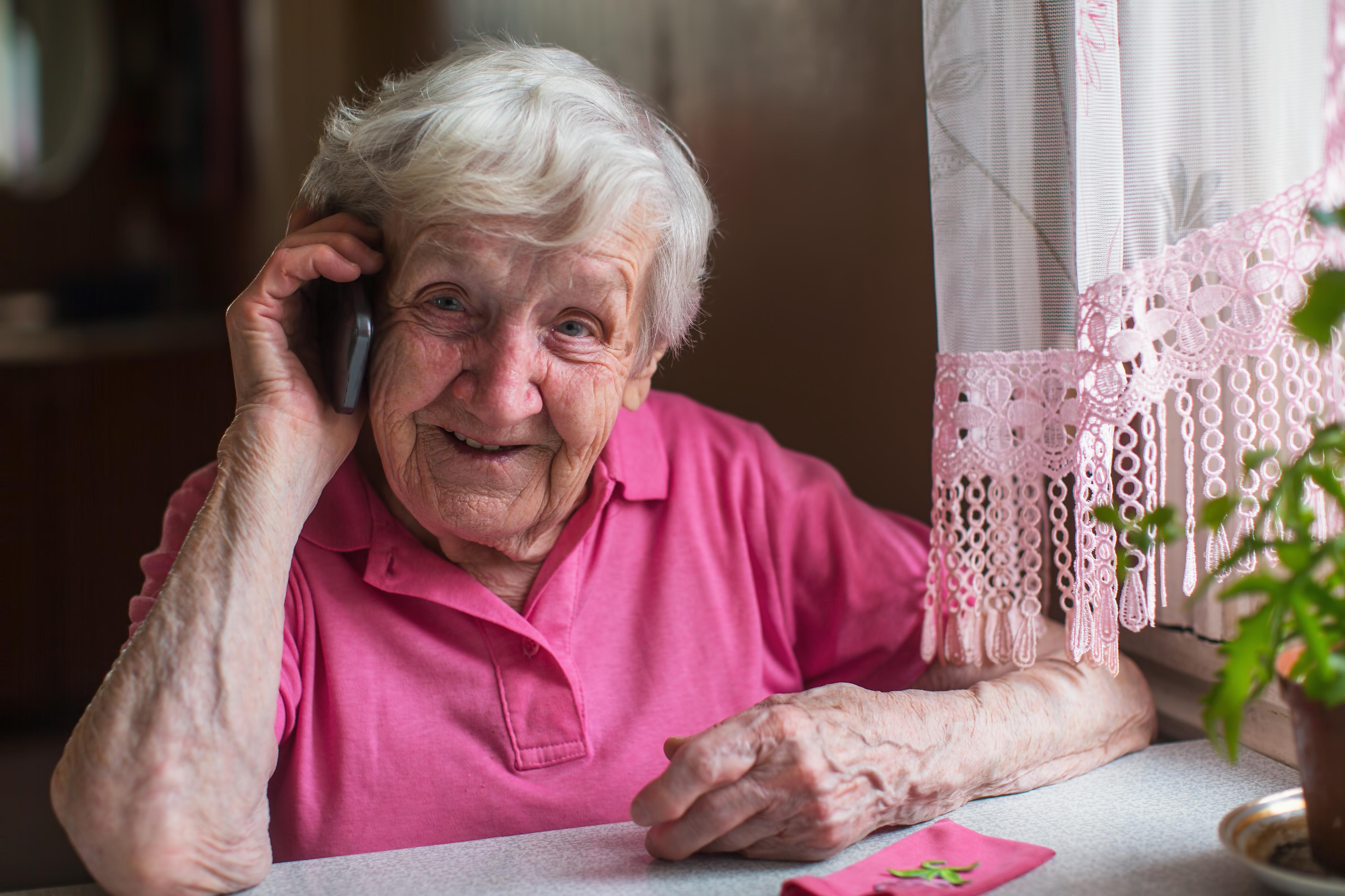 Sköra äldre definieras i studien som minst 75 år och i behov av varaktig vård och omsorg för att klara av sitt vardagliga liv.