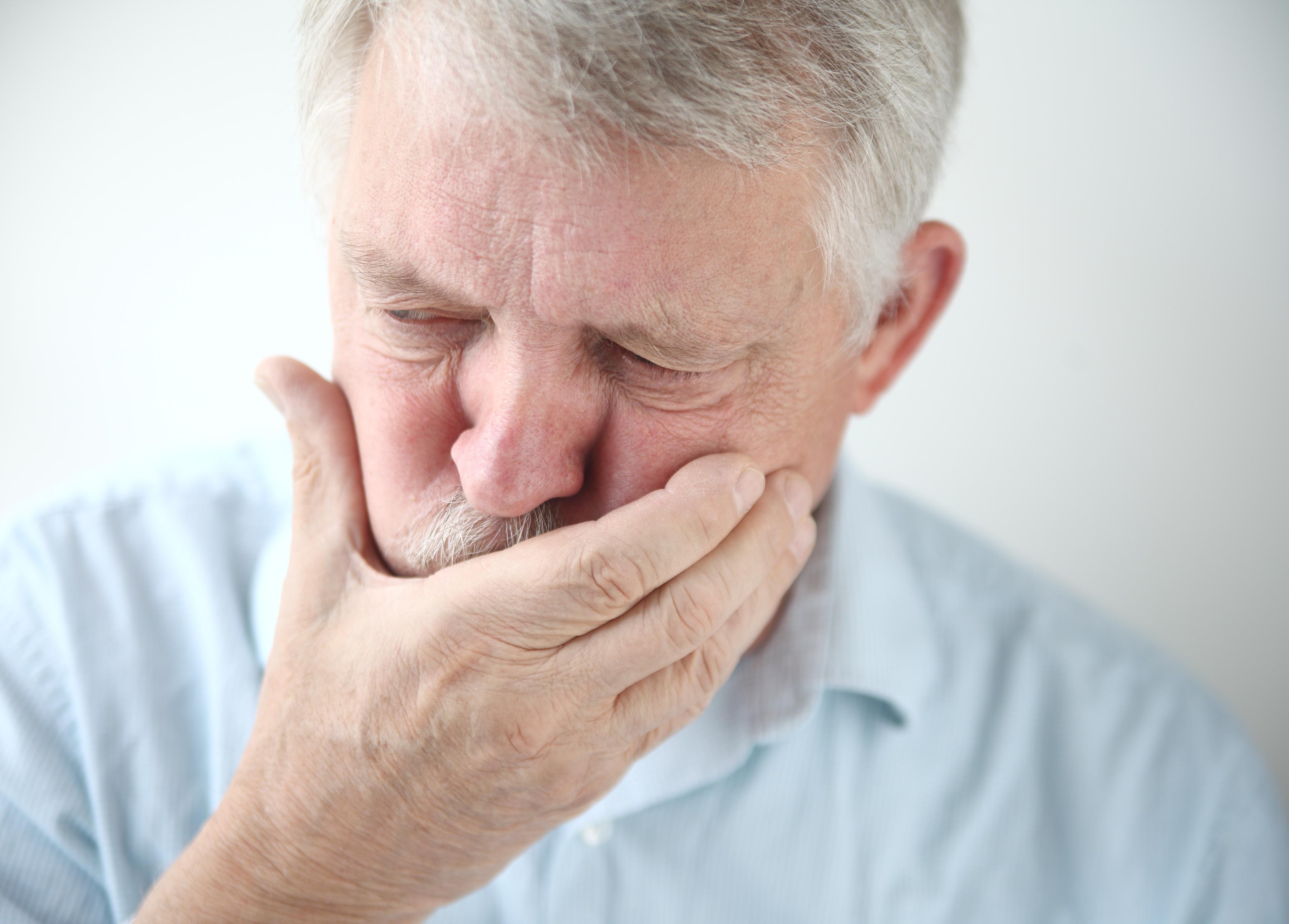 Halsbränna förekommer många gånger i samband med magkatarr.