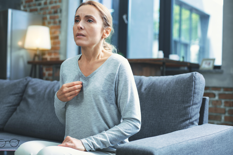 Den nya undersökningen visar att värmevallningar är det vanligaste besväret som 43 procent av svenska kvinnor 40–65 år upplever.