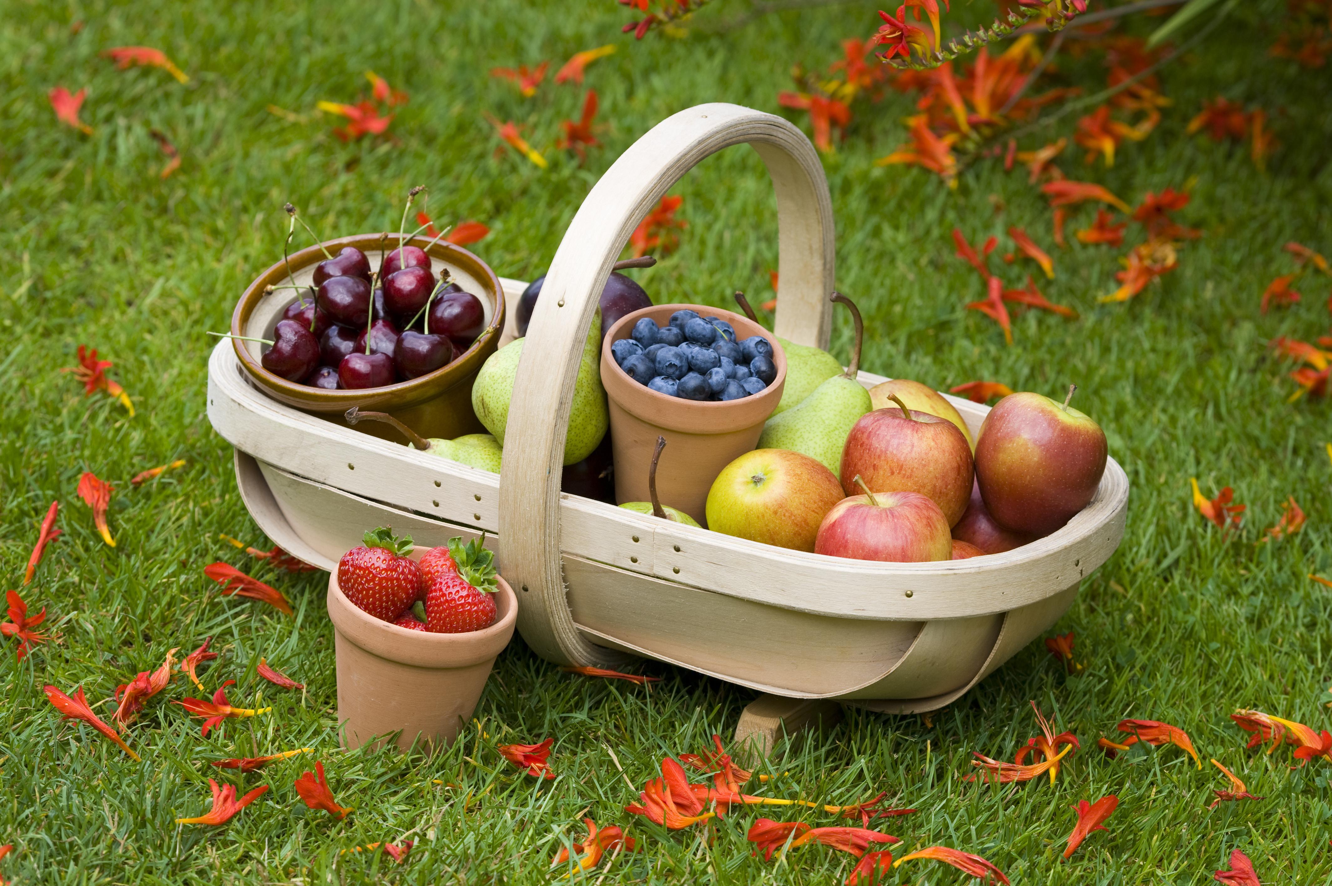 Vissa, hela, frukter kan minska risken för diabetes typ-2.