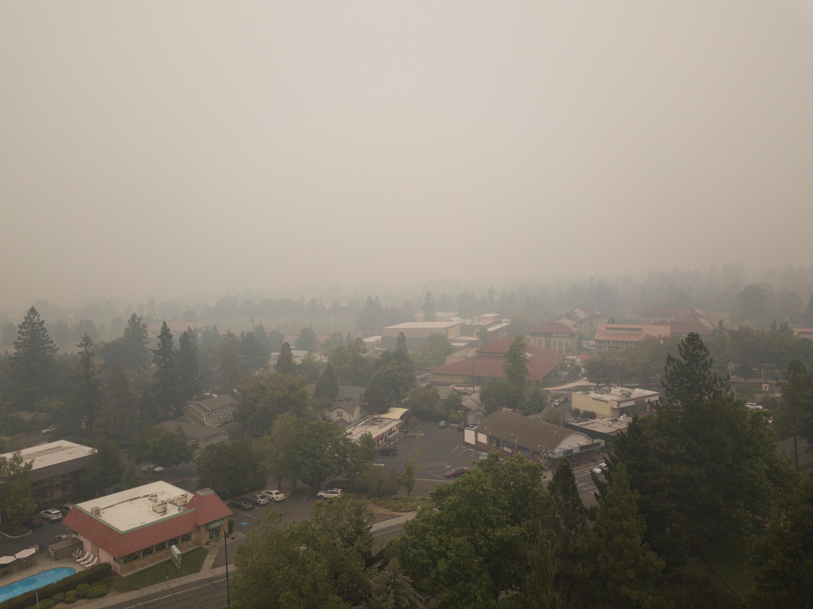 Varje år beräknas drygt 8 000 svenskar dö till följd av förorenad luft.