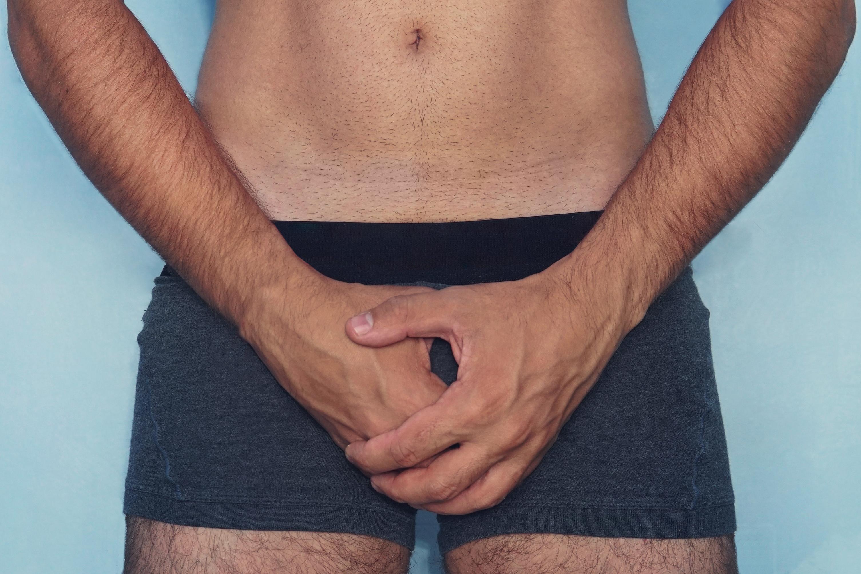 15 procent uppger att erektionsproblem får dem att känna sig omanliga.