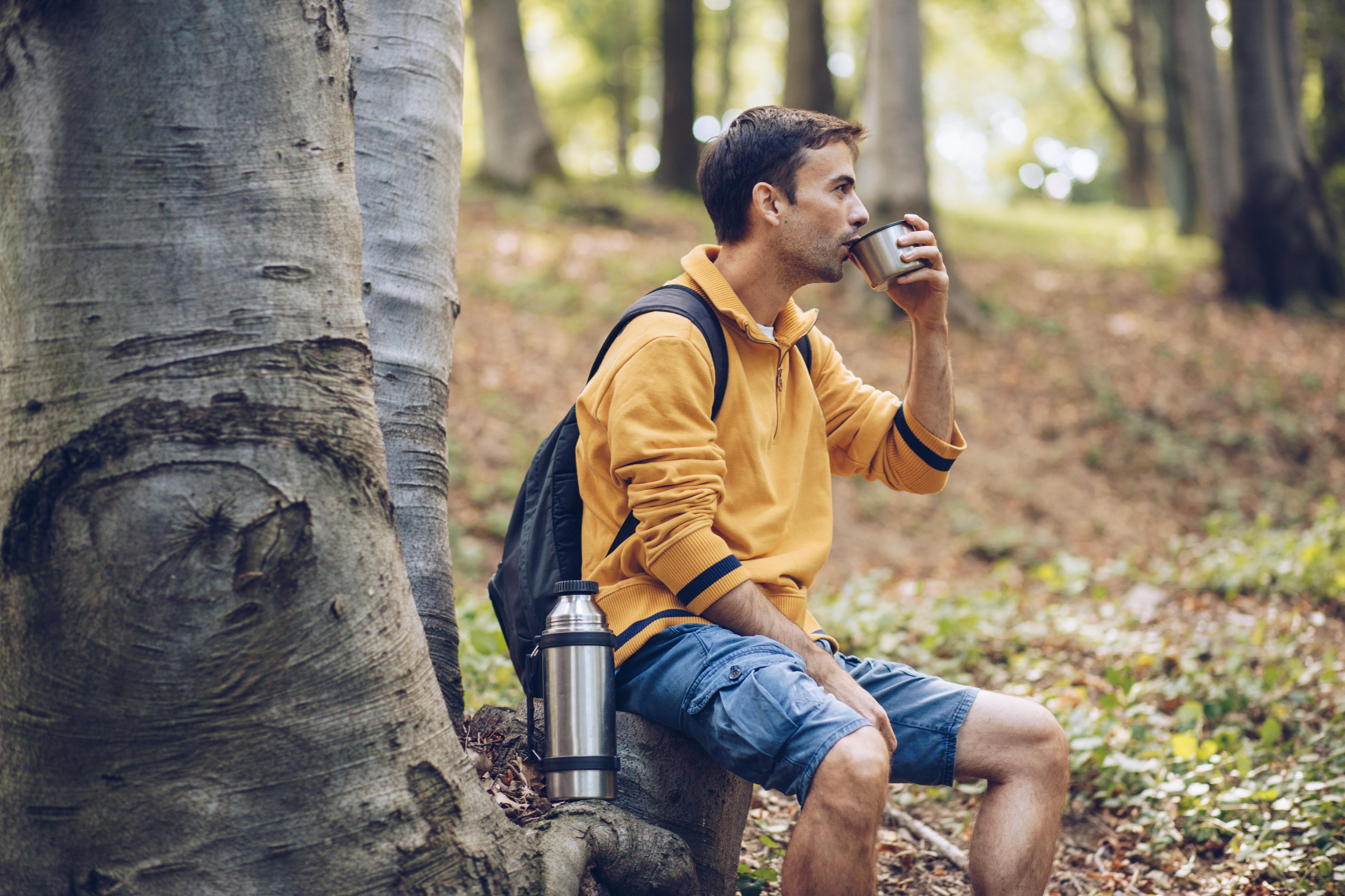 Människor som tillbringar mycket tid i skog och mark känner sig generellt friskare än andra grupper.