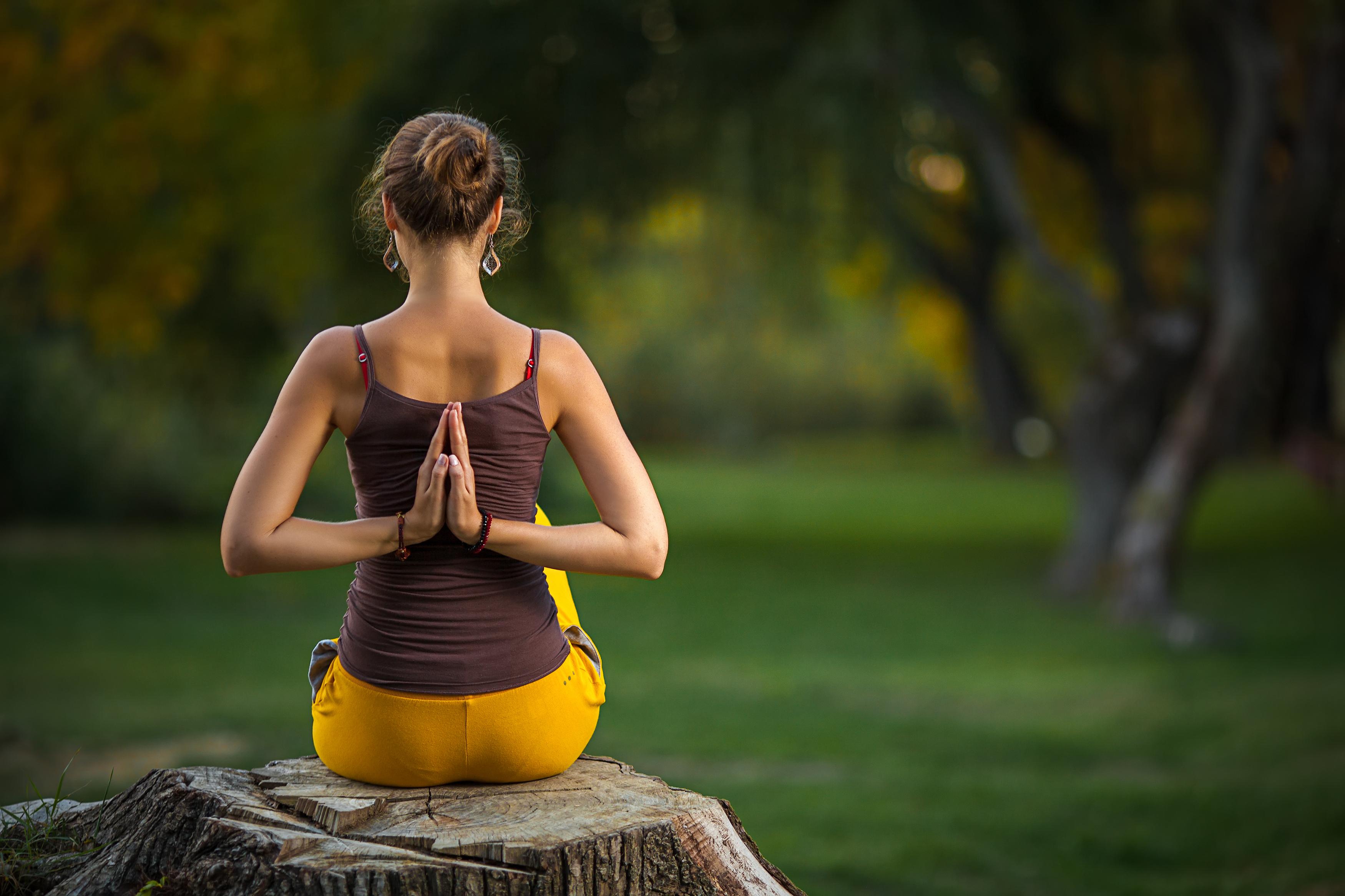 Mindfulness betyder medveten närvaro.
