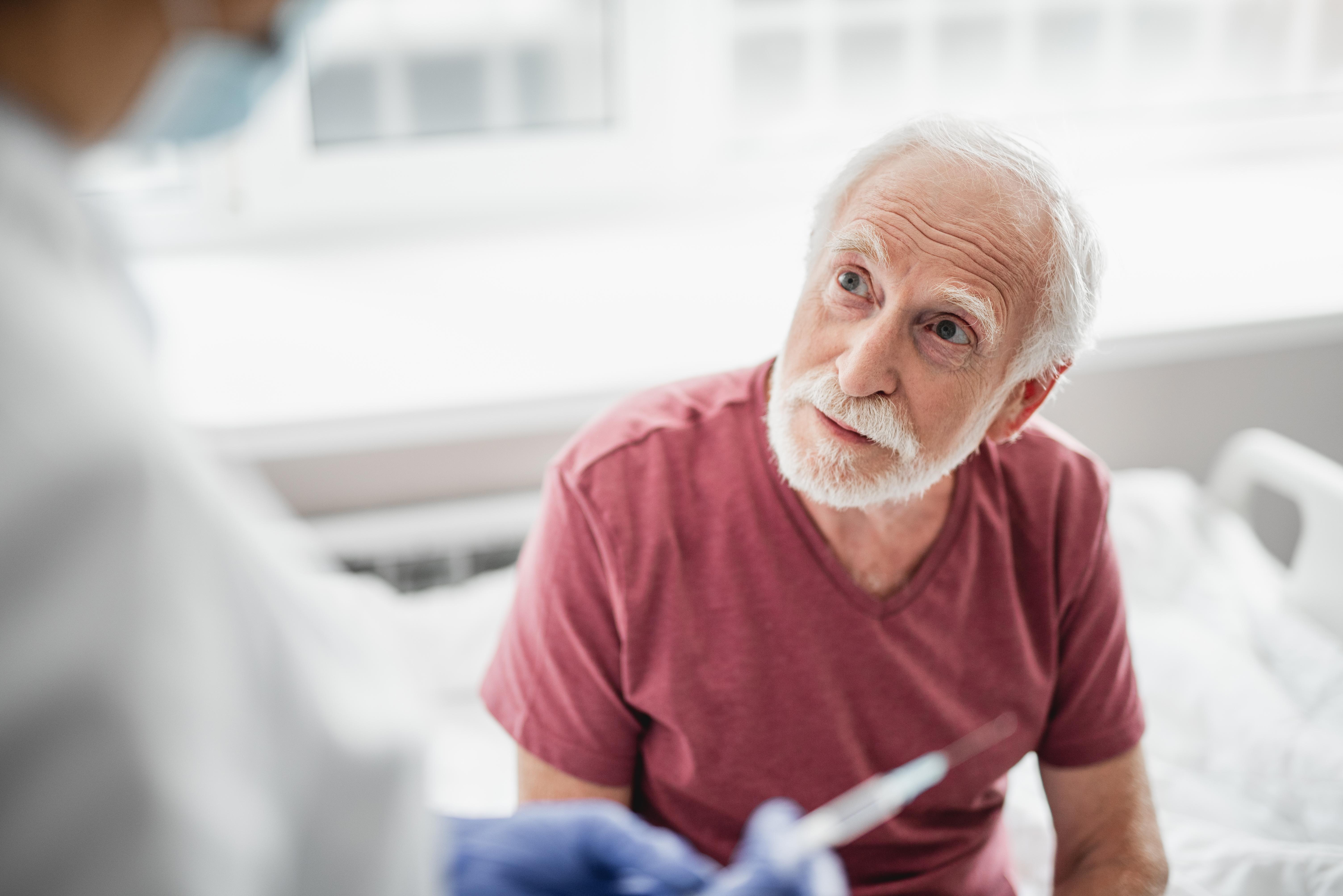 Många äldre drabbades ovanligt hårt av förra årets influensa.