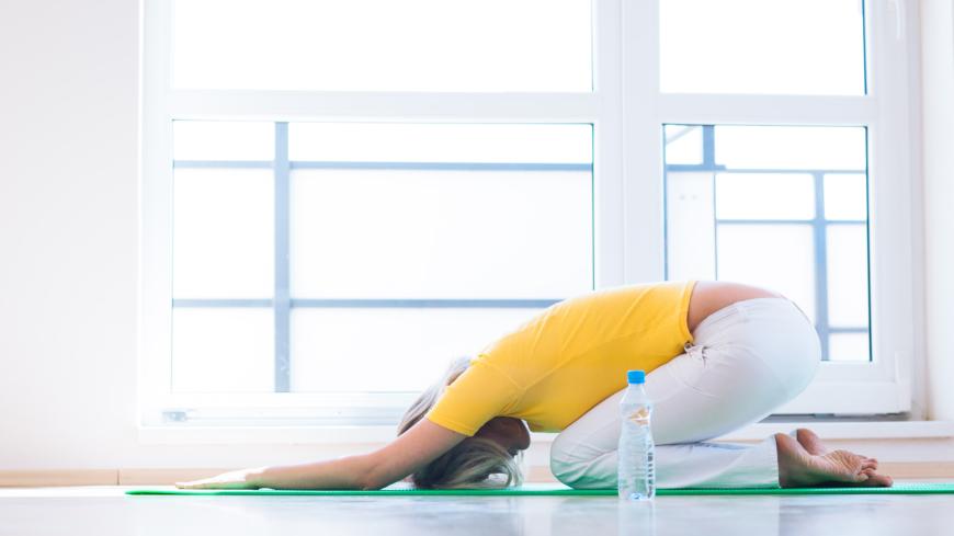 ont i ryggen övningar