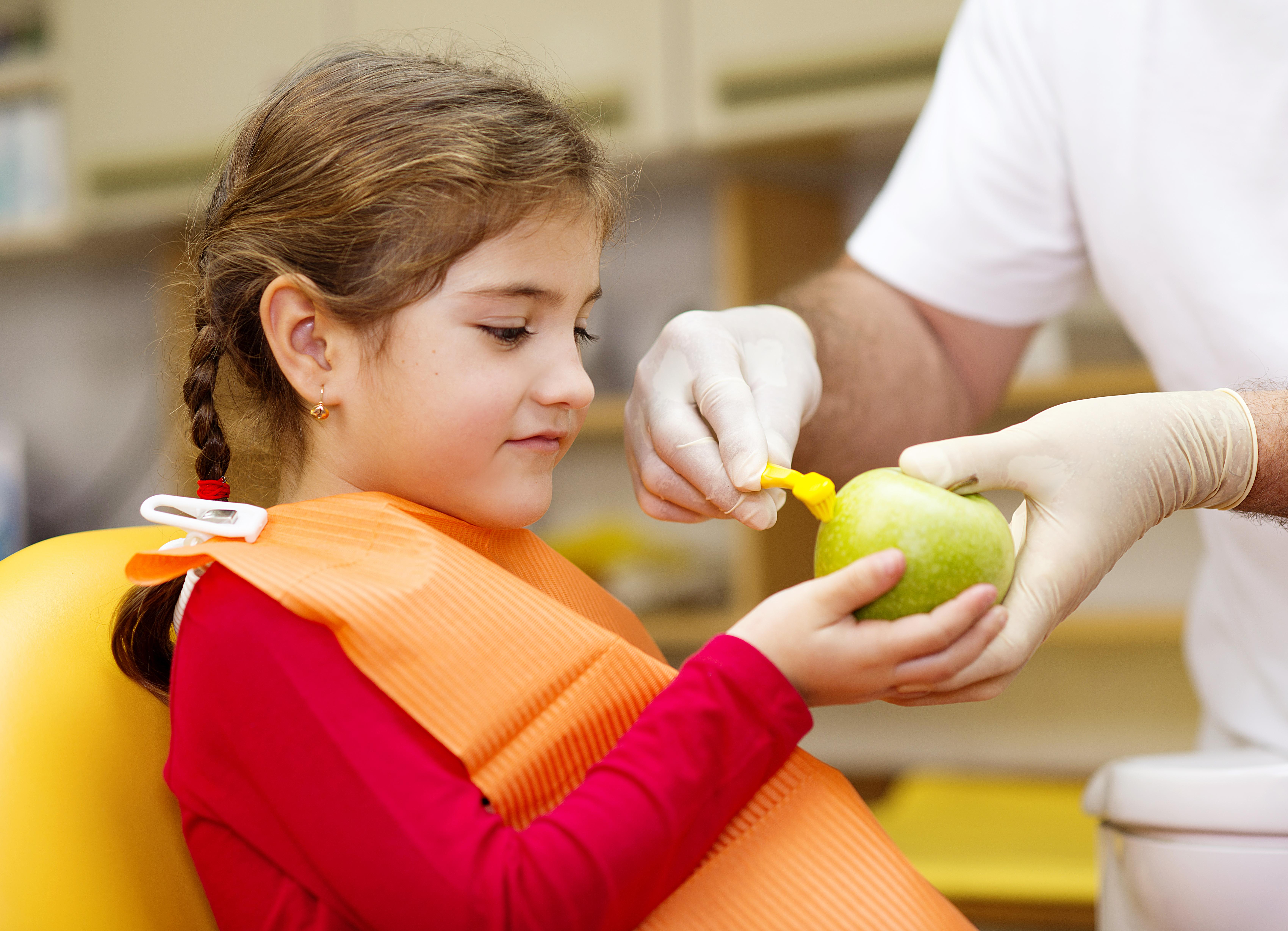 Intresset för tänder och munhygien ökade i skolorna som deltog i försöket.