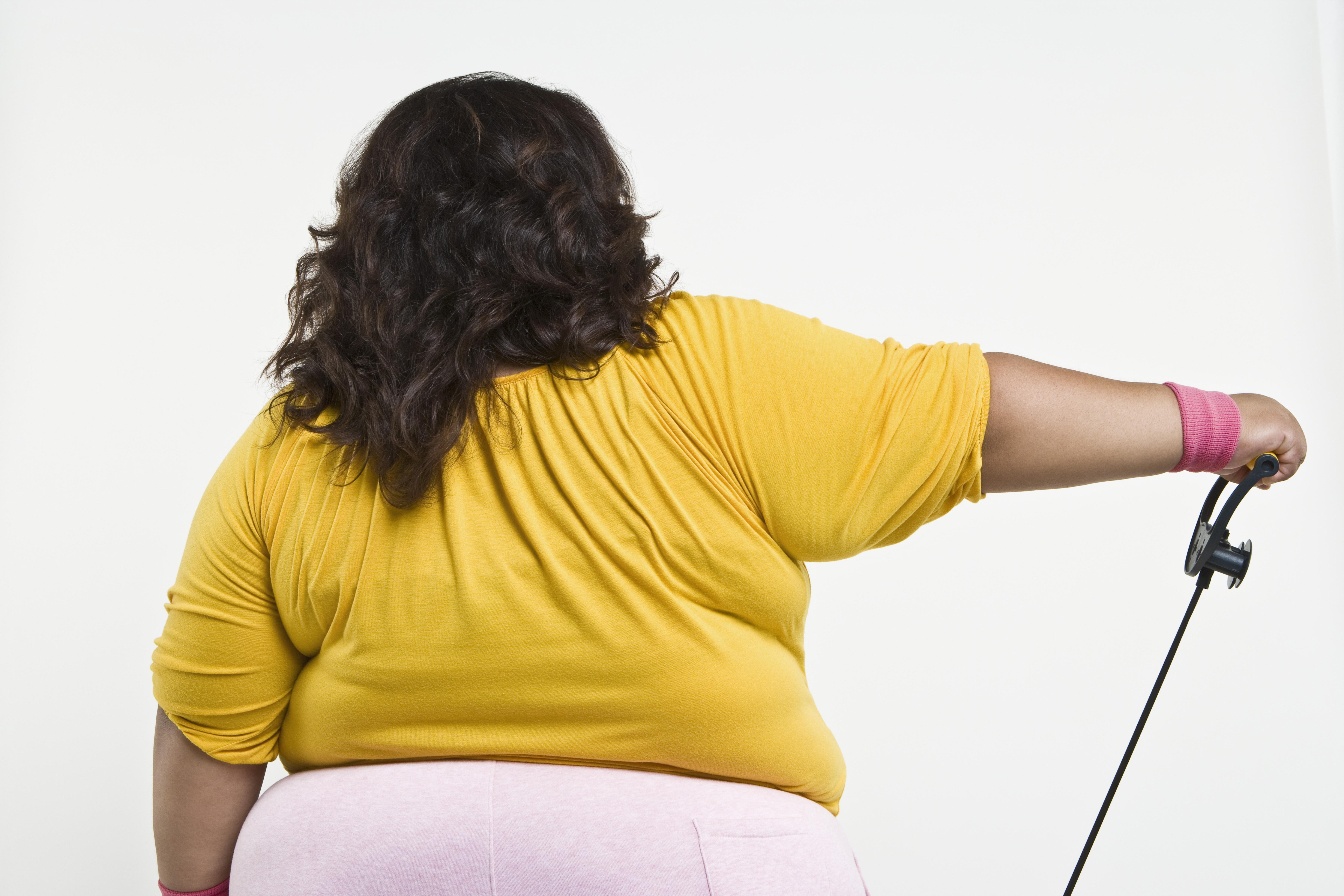 En halv miljon svenskar bedöms vara feta.