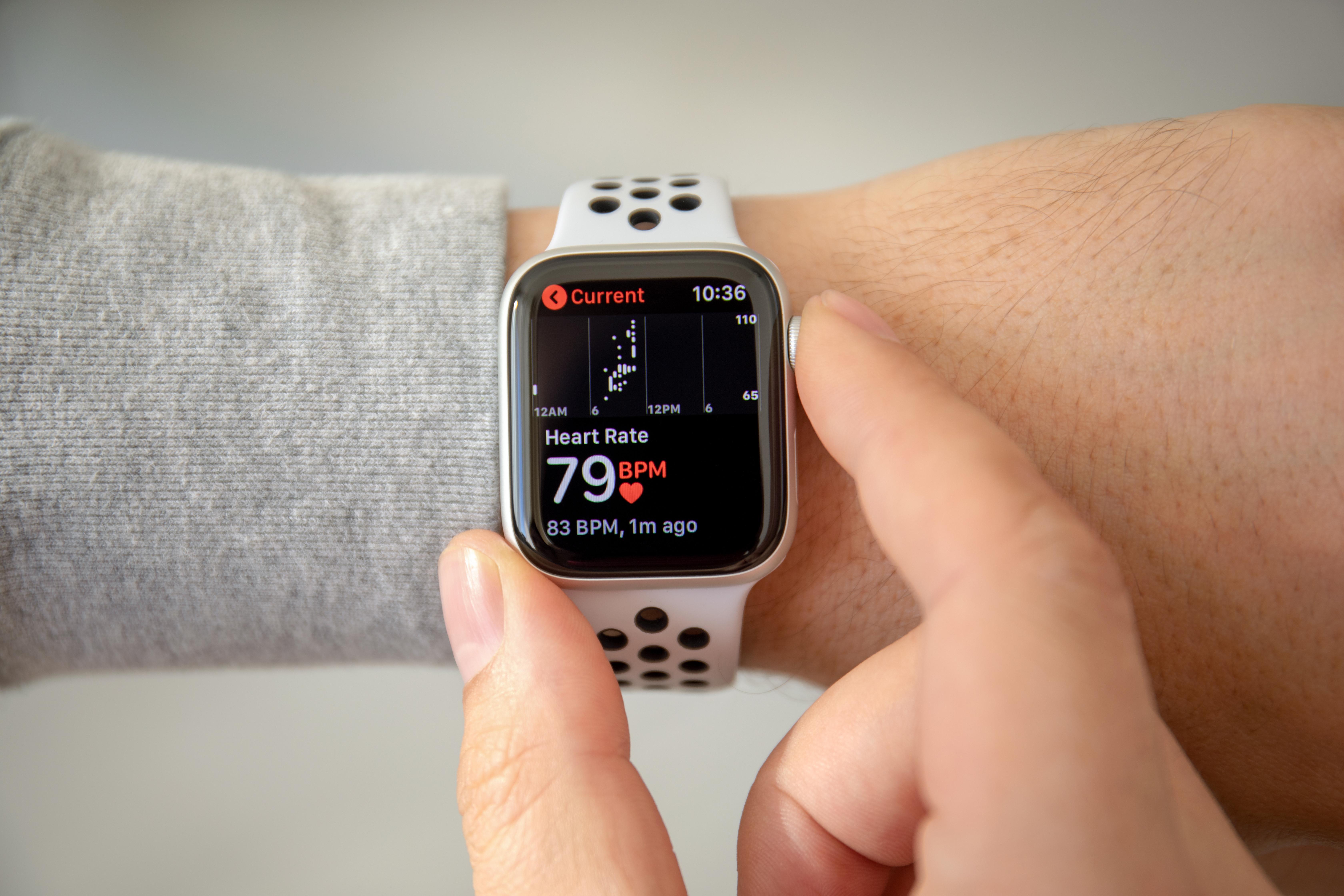 Apples studie om rörelse och hjärthälsa kommer att undersöka sambandet mellan hjärthälsa och rörelsemönster, till exempel hur fort en person går.