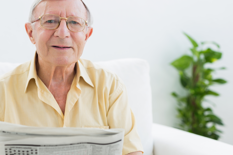 Åldersförändringar i gula fläcken är den vanligaste orsaken till uttalad synnedsättning hos personer över 60 år,
