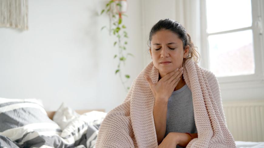 feber illamående huvudvärk magont