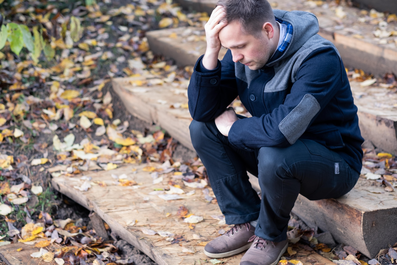 Fyra av fem svenskar oroar sig för sin hälsa.