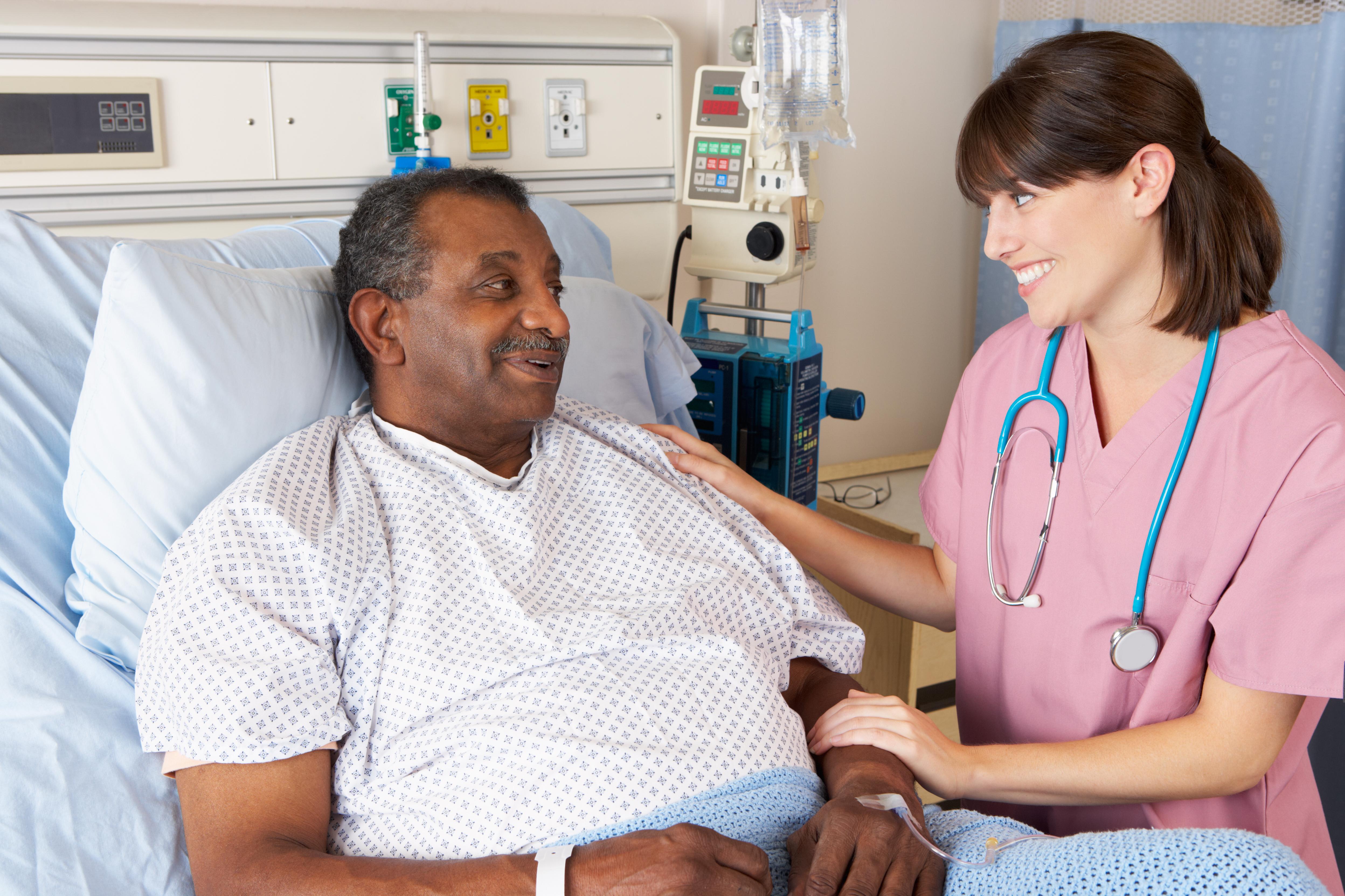 Personlig coach ska hjälpa patienter att lägga om levnadsvanorna
