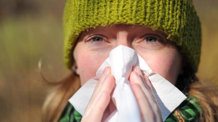 allergi på vintern