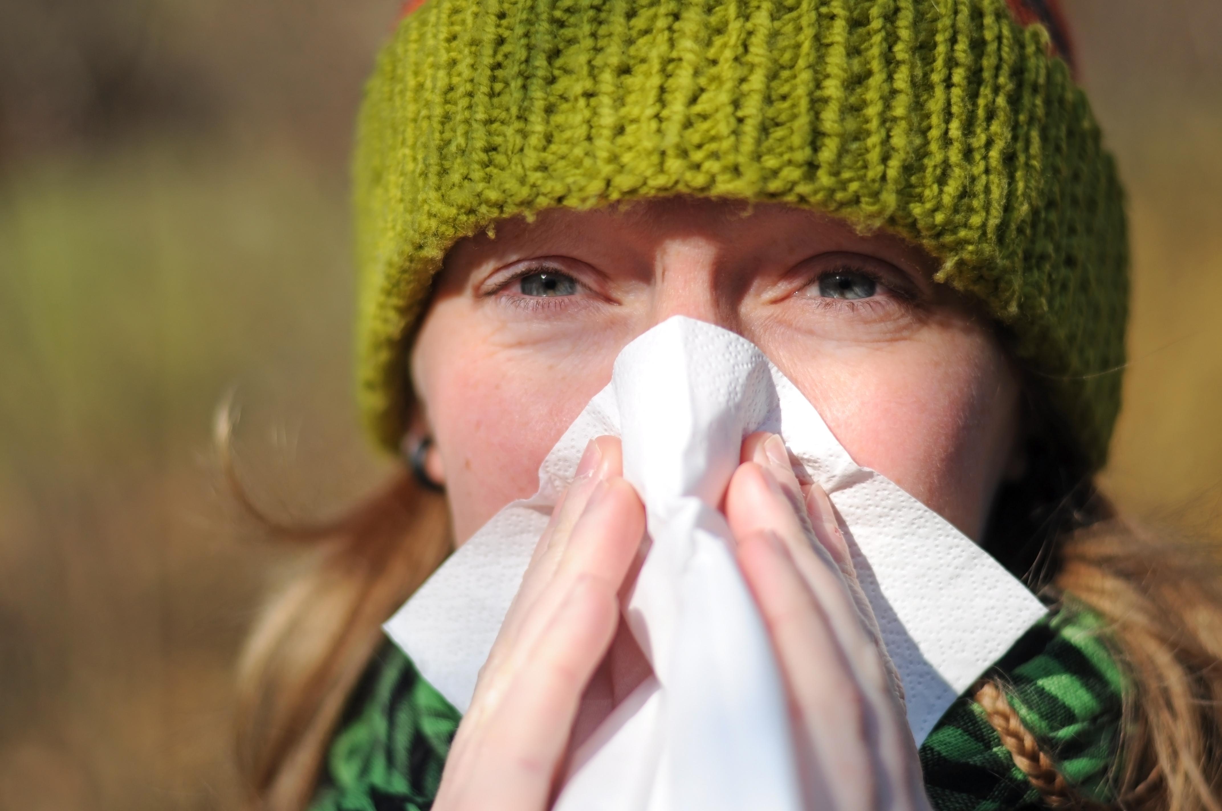 Du som har allergisk rinit upplever många gånger en mycket besvärlig period.