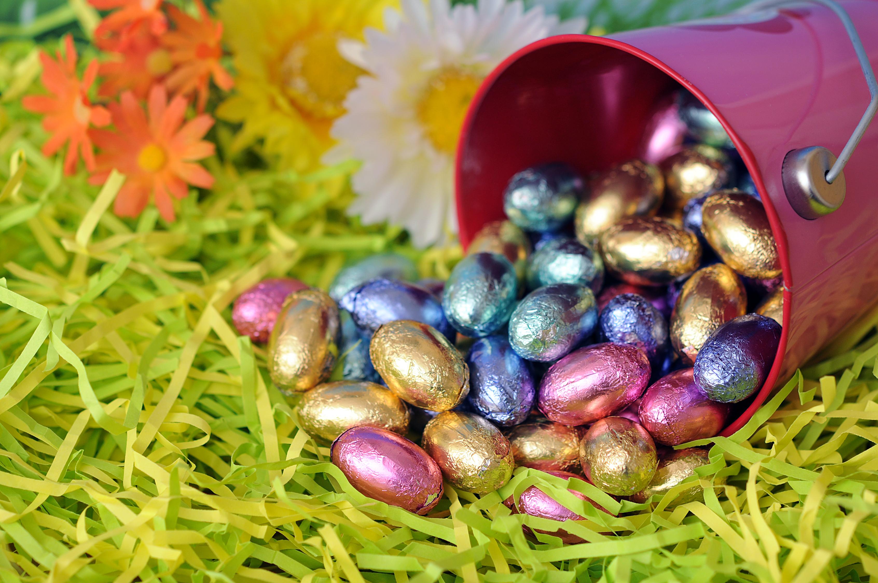 Vi svenskar äter mest godis i hela världen och just påskhelgen är vår största godishelg.