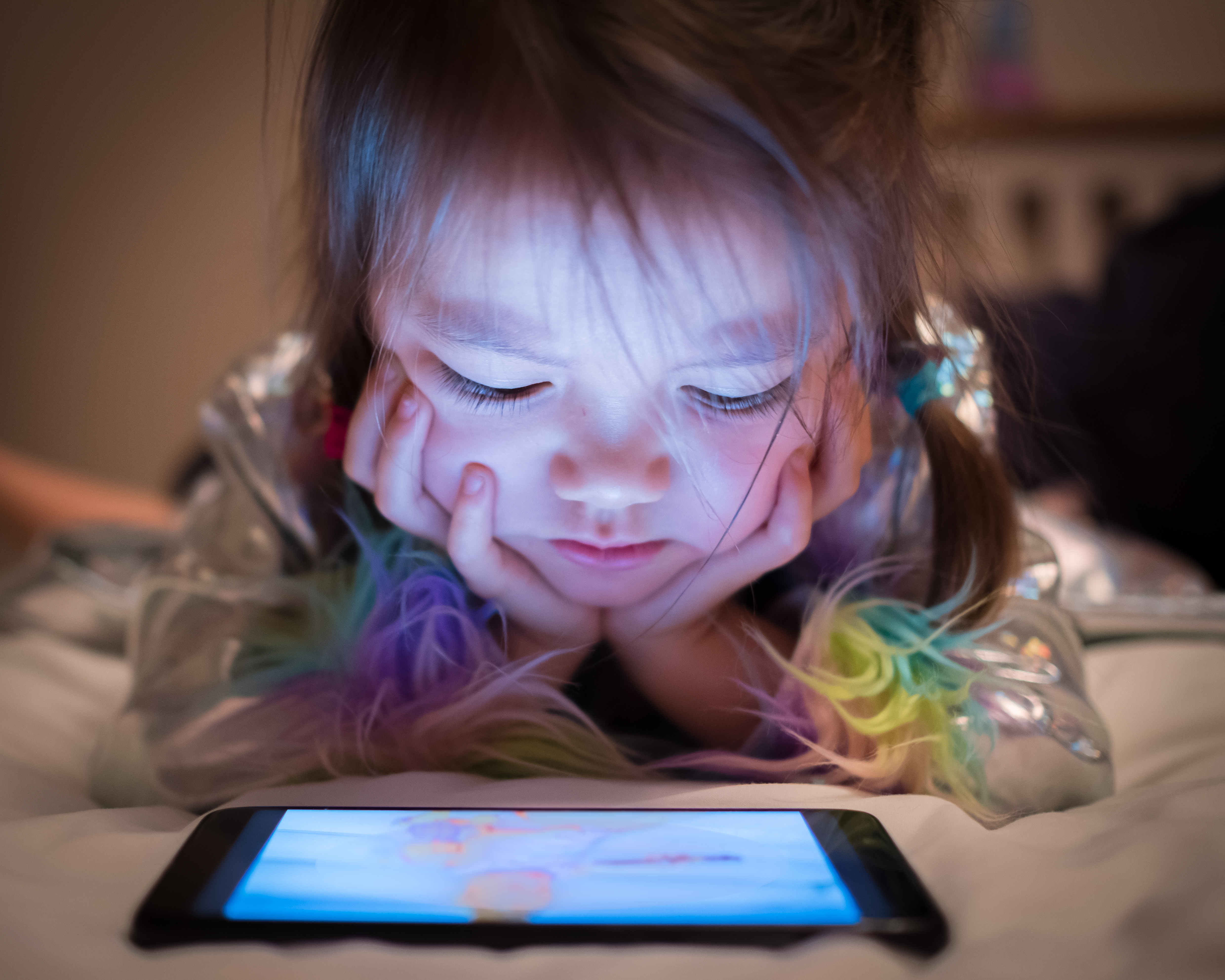 Vad gör våra barn på nätet?