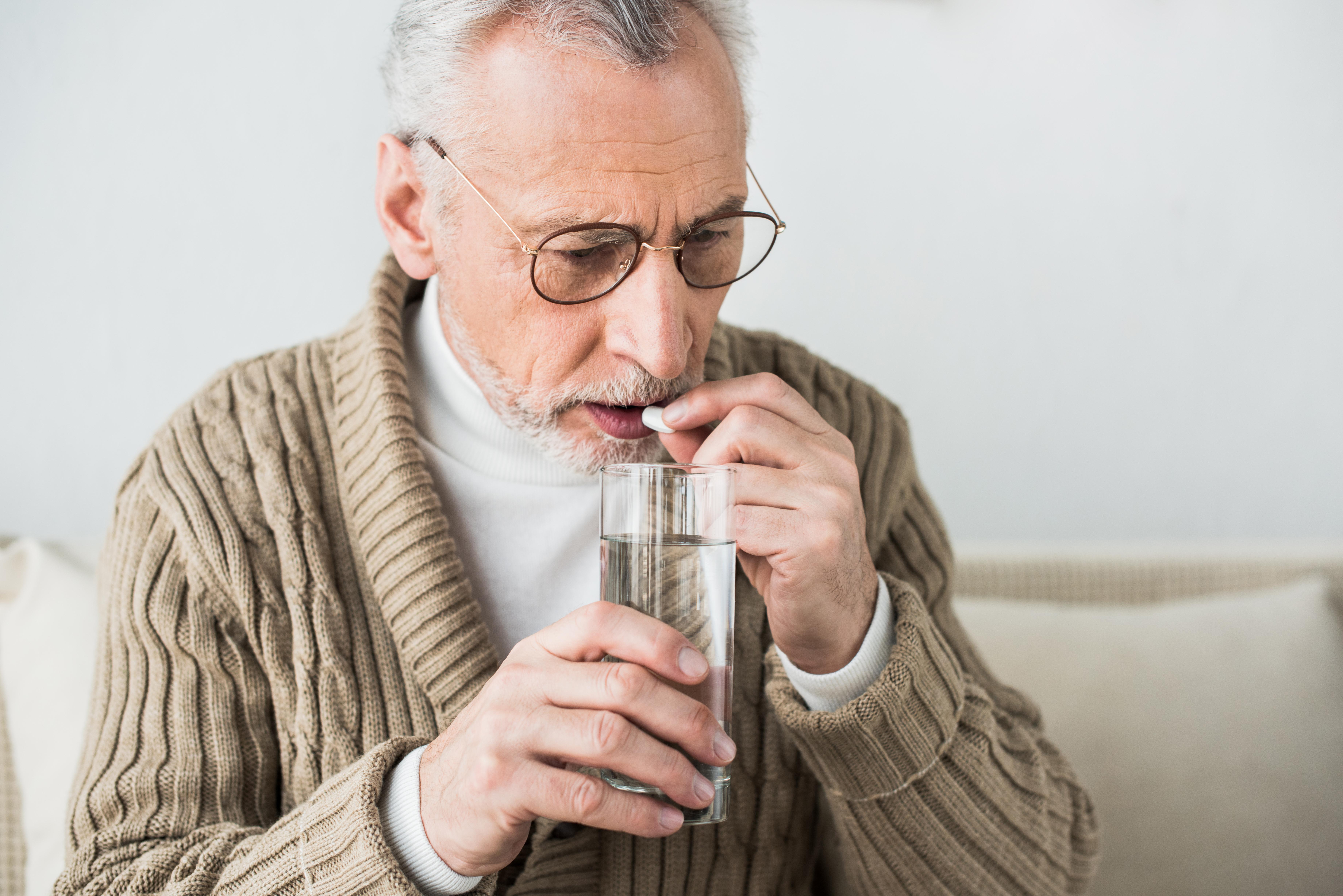 Antidepressiva till äldre kan orsaka rubbningar i hjärtrytmen