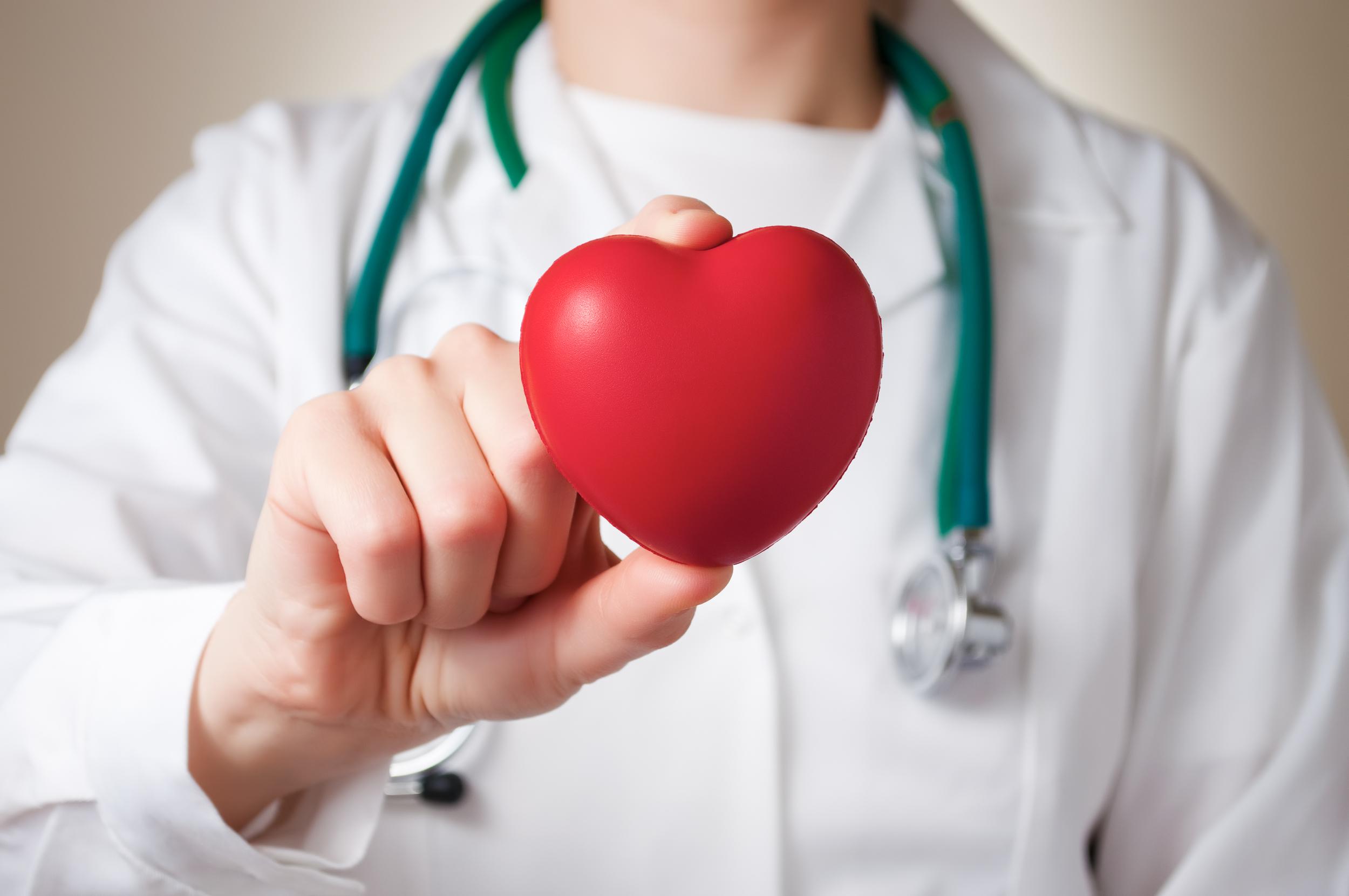 Hjärtsvikt är något som både kan komma mycket fort eller komma sakta smygande.