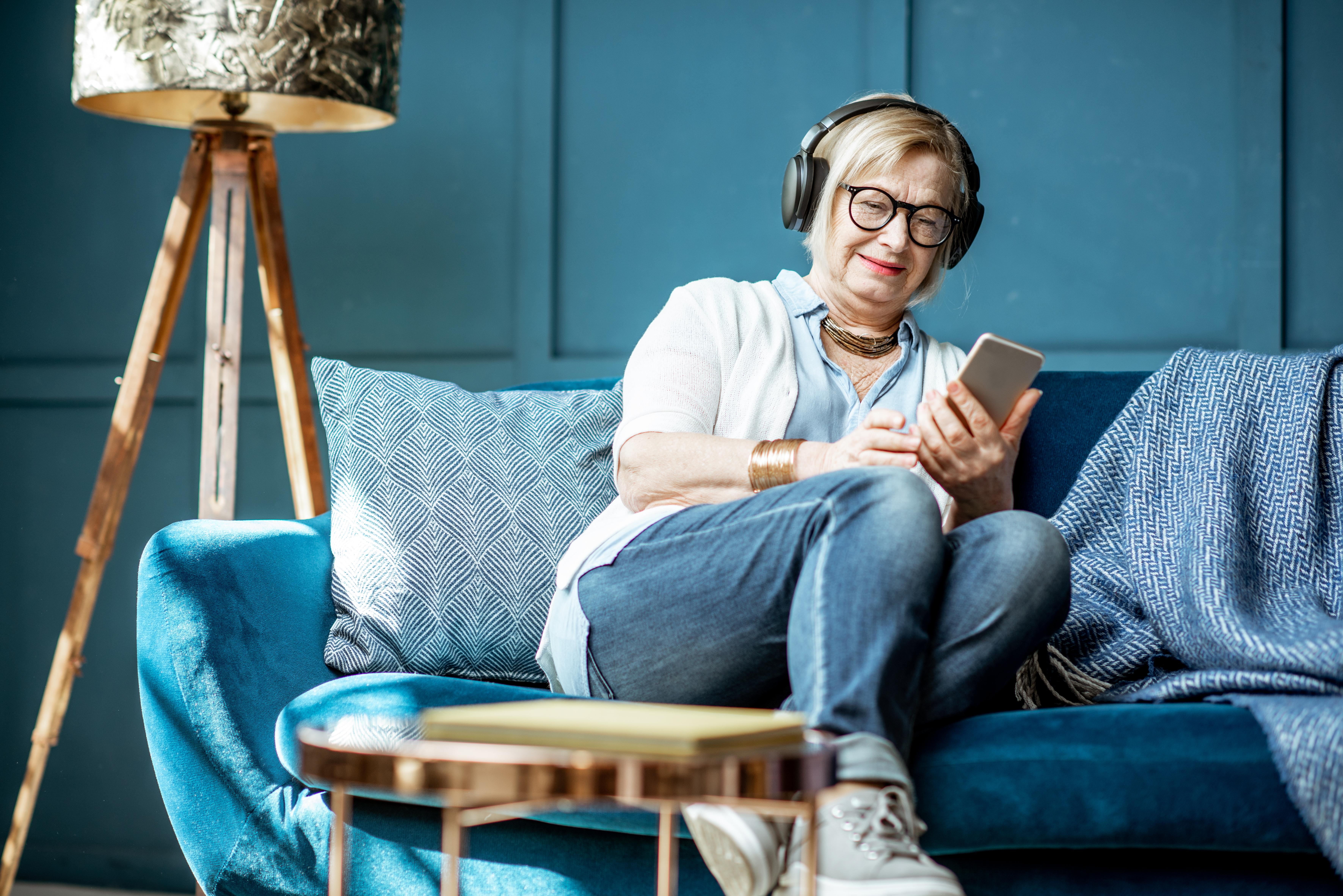 I studien deltog 29 friska personer varpå hälften varje dag hade tränat mindfulness 10-20 minuter via en smartphone-app under fyra veckor.