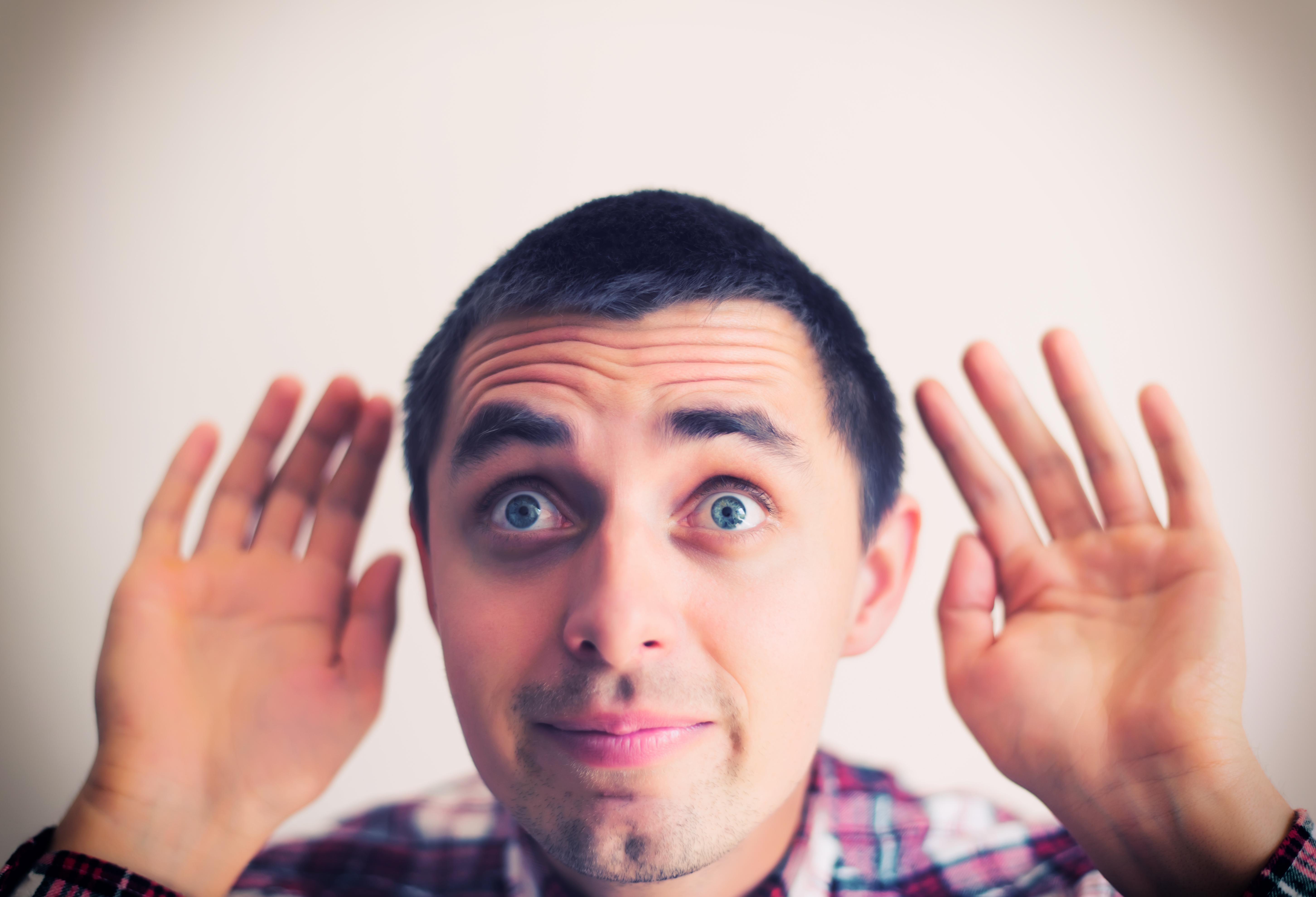 Vaxpropp i hörselgången kan medföra obehag och nedsatt hörsel.