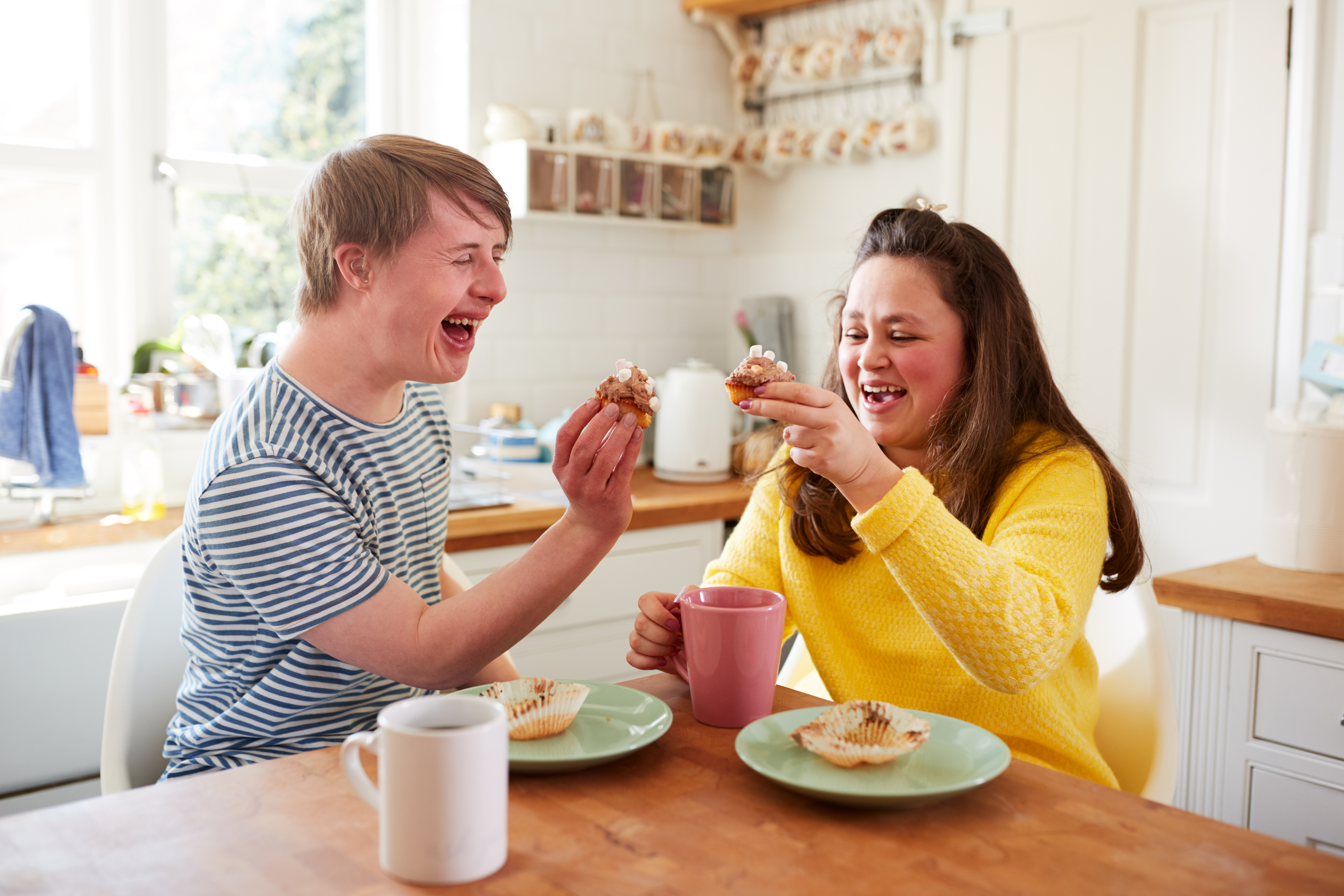 En del har lättare att känna lycka och kan rent genetiskt ha haft turen att födas med en högre grundnivå av lycka.