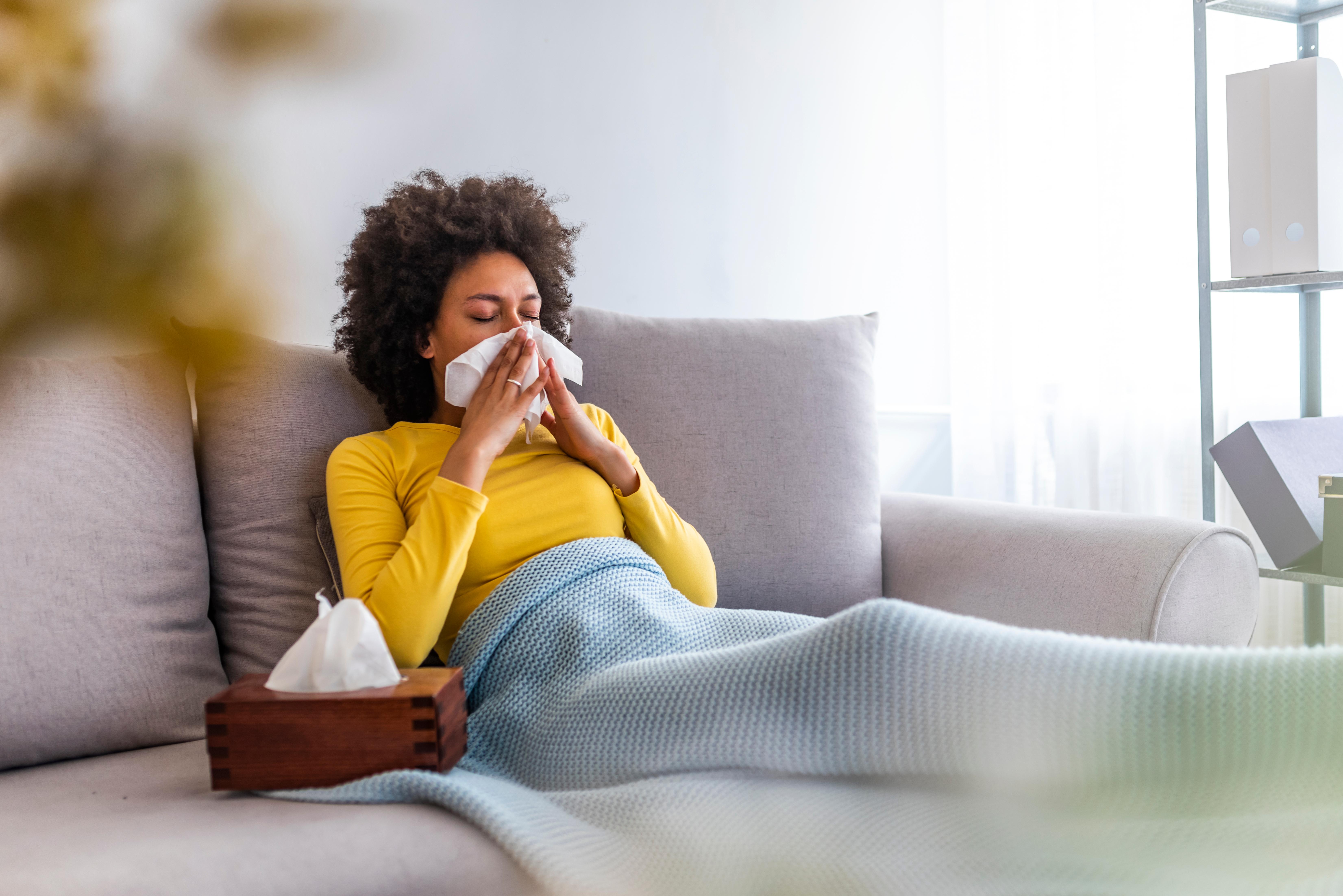 Förkylning - orsak, symtom och behandling