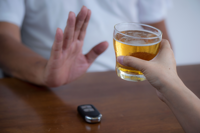 Med den nya typen av alkoholtest kan du snabbt avgöra om du är redo att köra men ansvaret är alltid ditt och är du osäker, låt bilen stå.