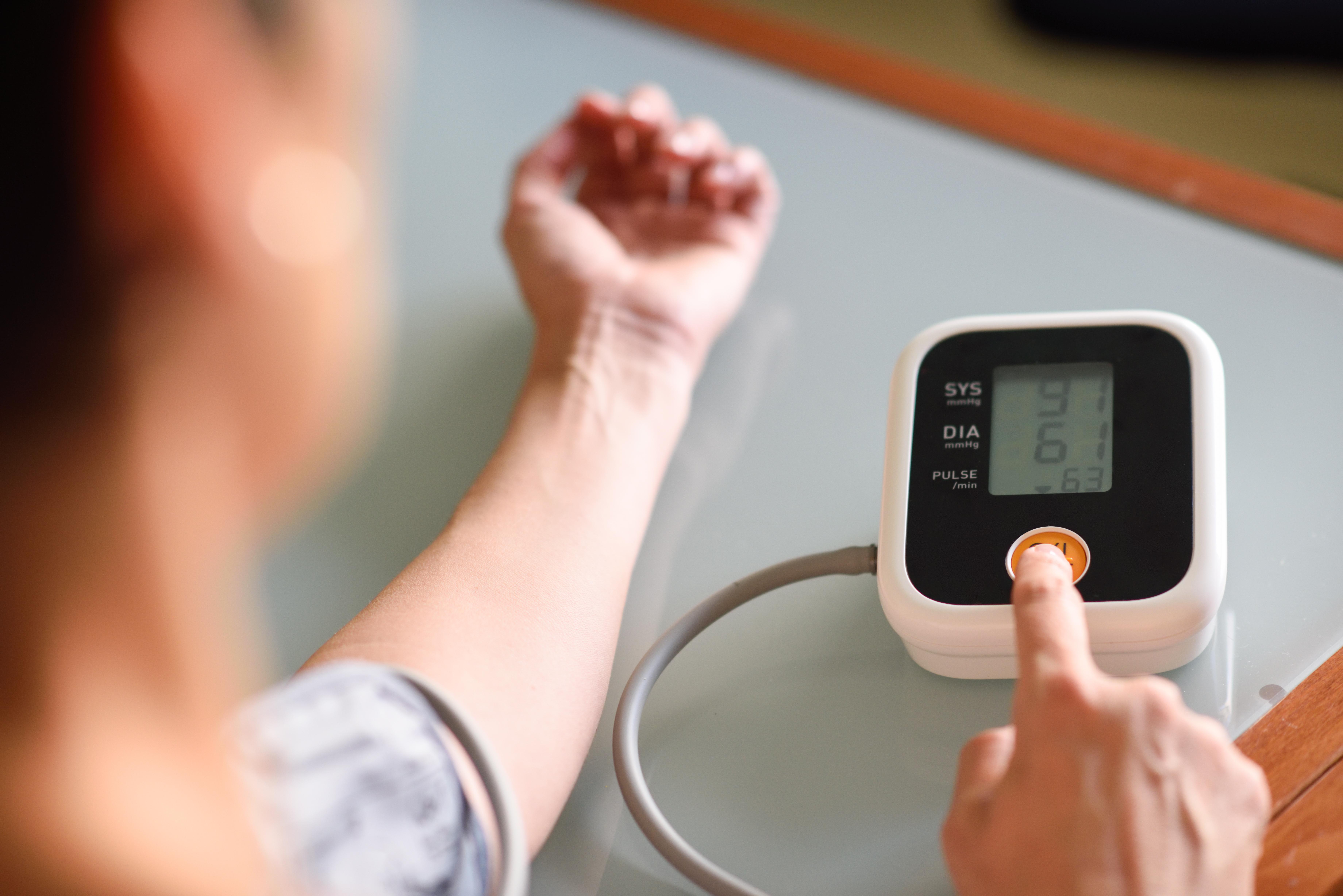 lågt blodtryck gravid farligt
