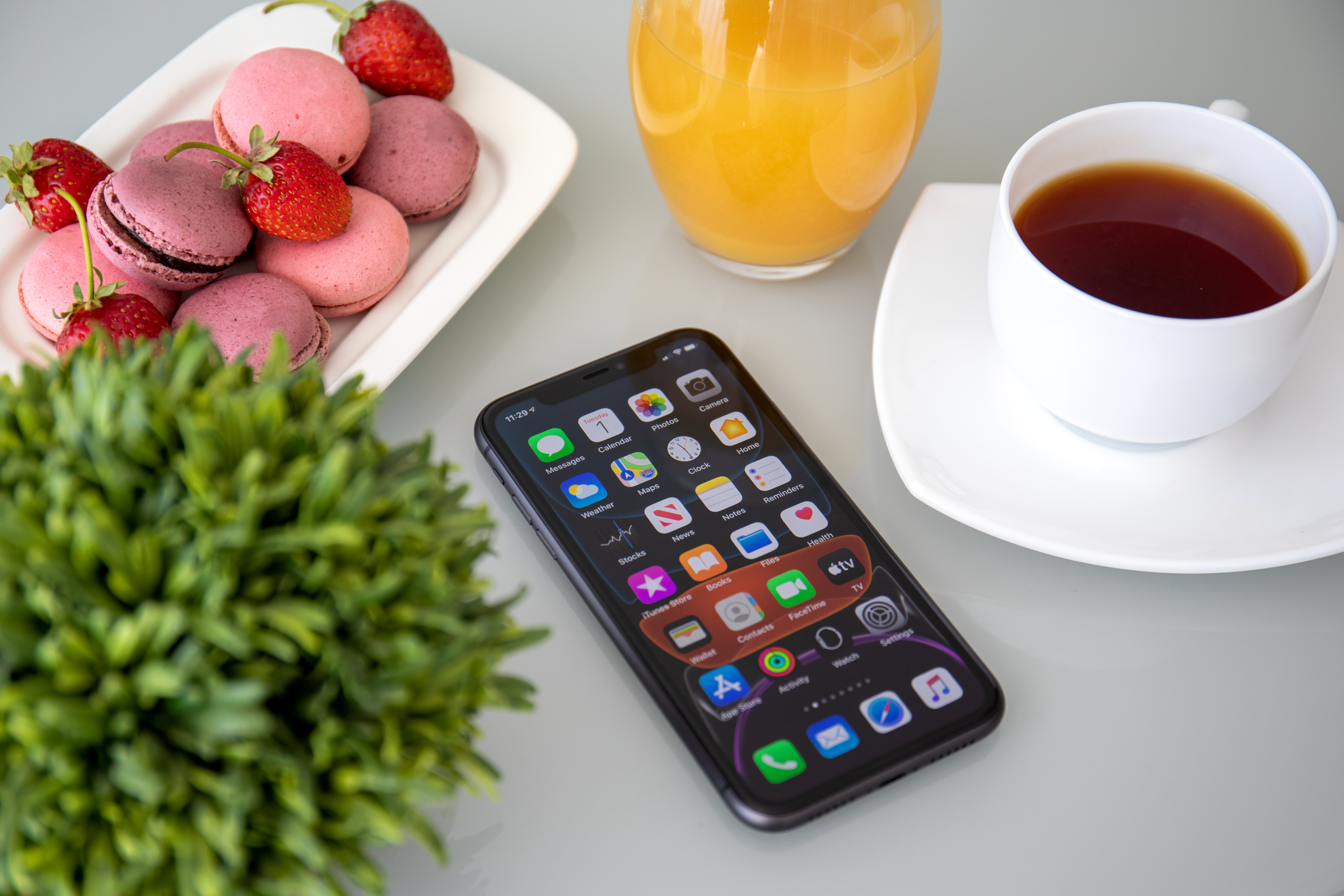 Har du en gång använt en iPhone kommer du relativt snabbt igång.
