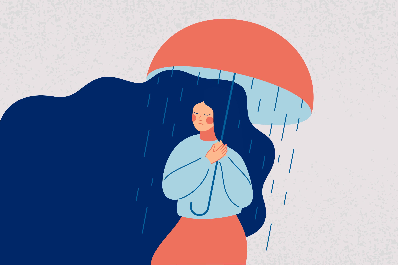 Att söka hjälp är inget du behöver skämmas för – att tidigt kunna få stöd och behandling ger mer livskvalitet i framtiden.
