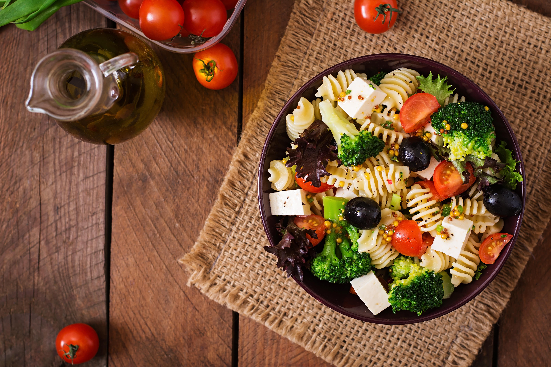 goda vegetariska pastarätter