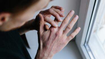 torra händer gravid