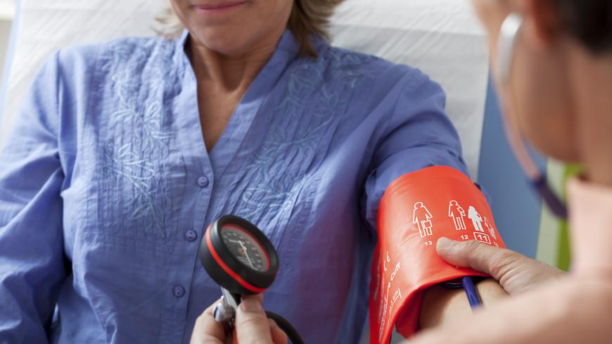 farligt högt blodtryck