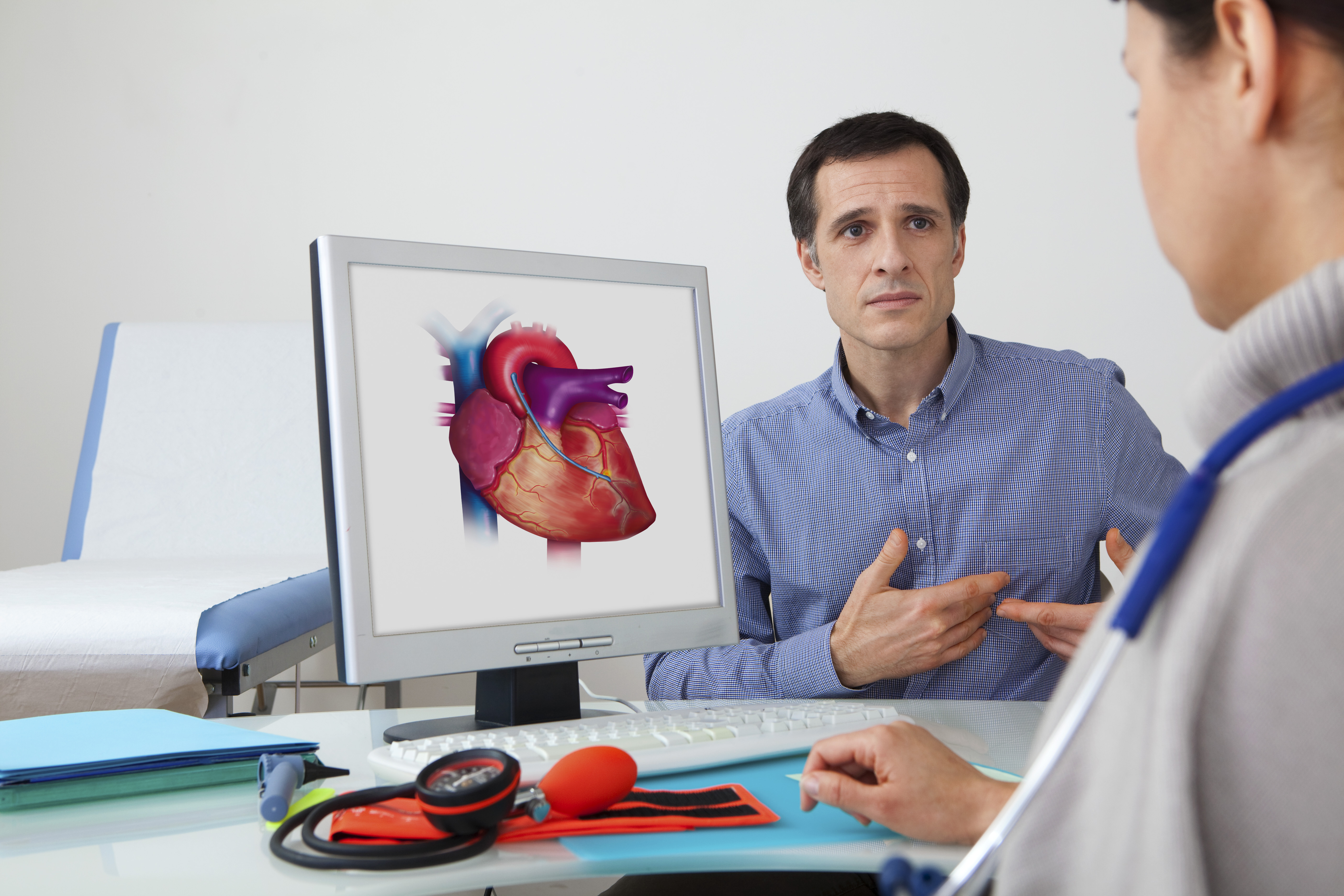 Den vanligaste dödsorsaken i världen är hjärt- och kärlsjukdomar där fyra av tio personer dör på grund av t.e.x hjärtinfarkt eller stroke.