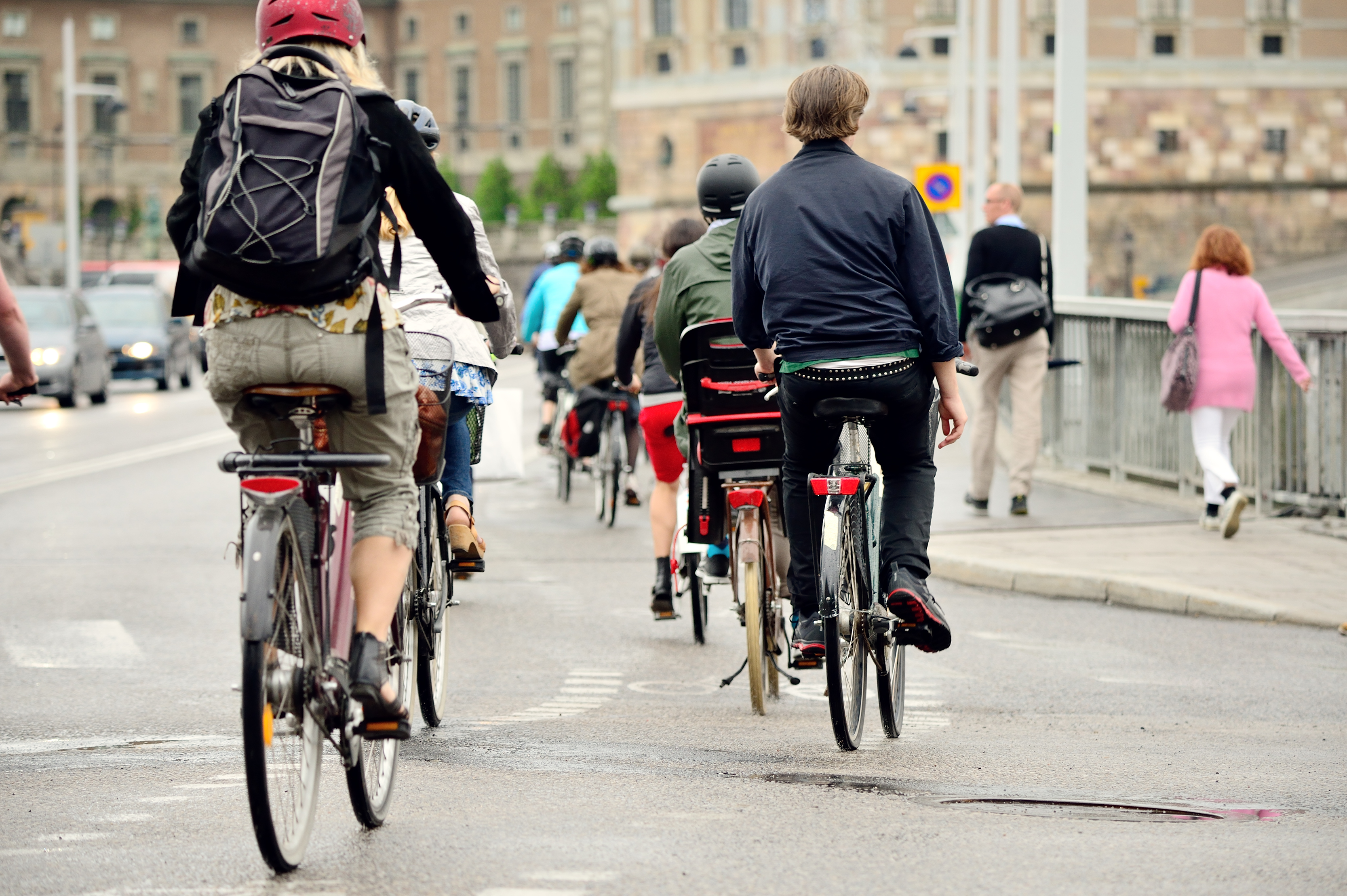 Precis alla kan delta i Suicide Zeros cykelevenemang och du trampar på precis så långt eller kort som du själv känner för.
