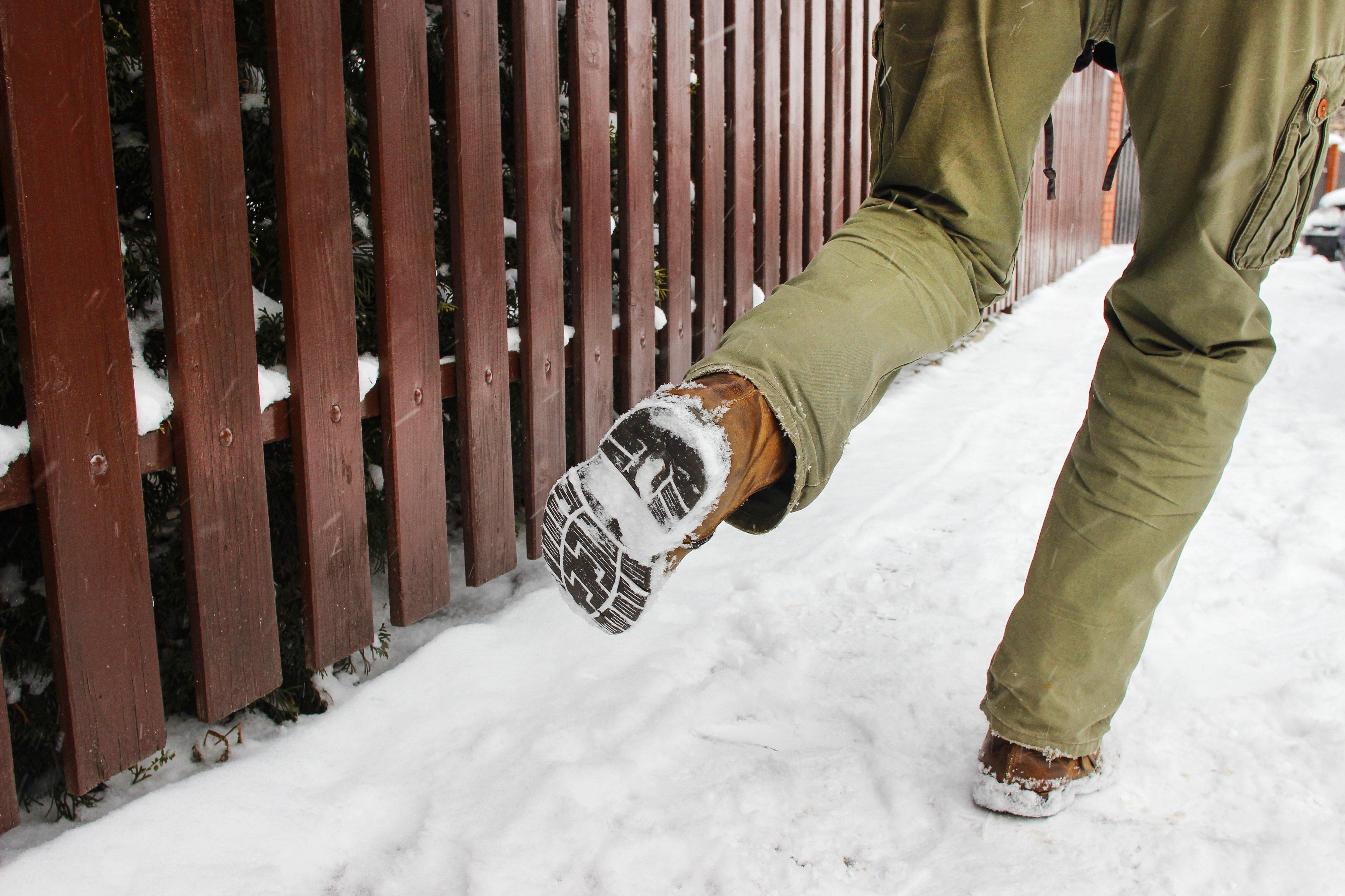 Skydd under hälen är effektivast, det visar en undersökning från Luleå tekniska universitet.
