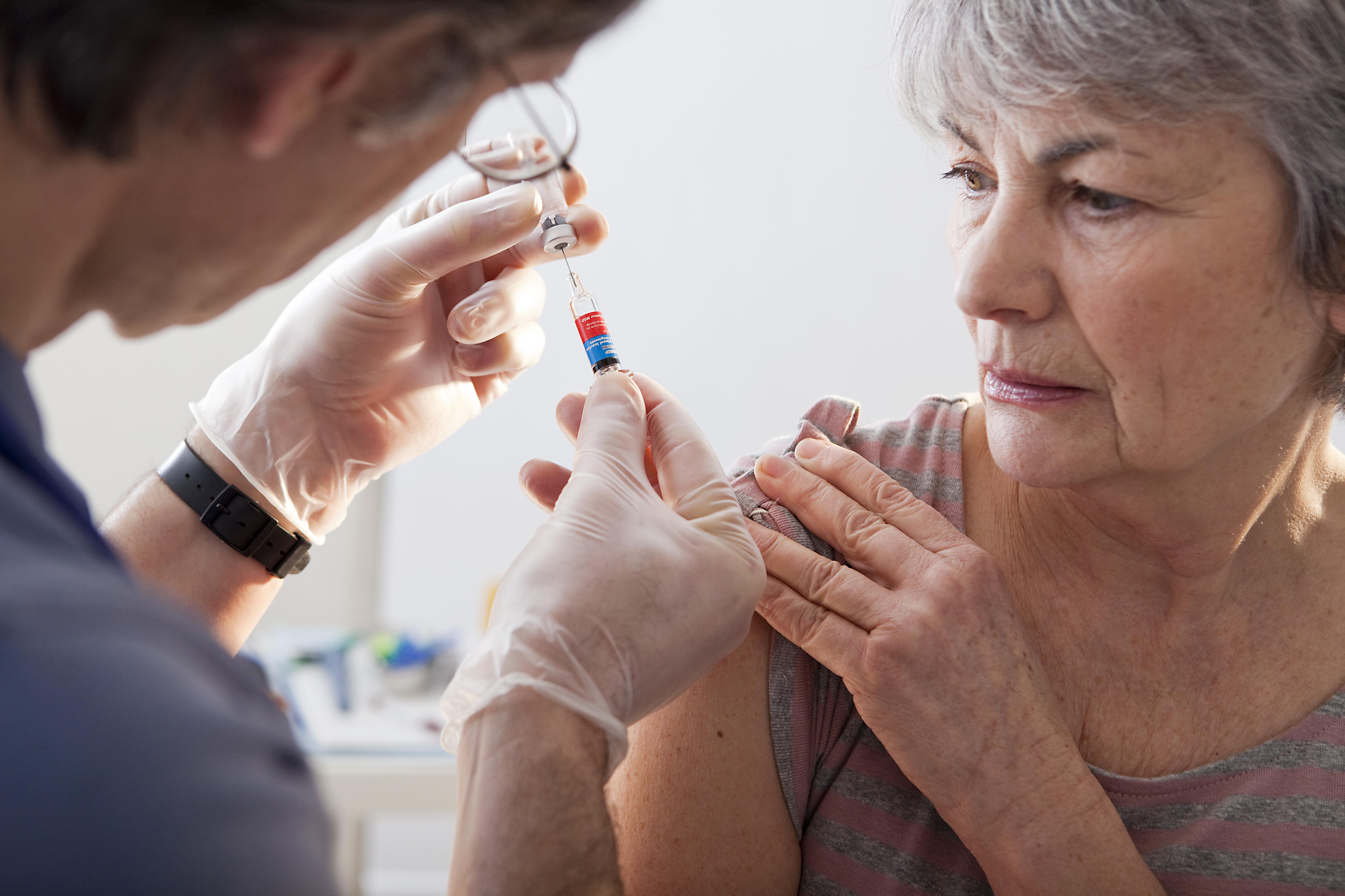 För den som tillhör en riskgrupp är rekommendationen att alltid vaccinera dig.
