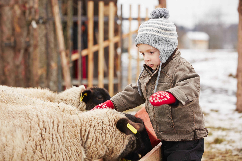 Landsbyggdsuppväxt innebär för många barn tillgång till natur och uteaktiviteter på egen hand, med vänner eller tillsammans med familjen.