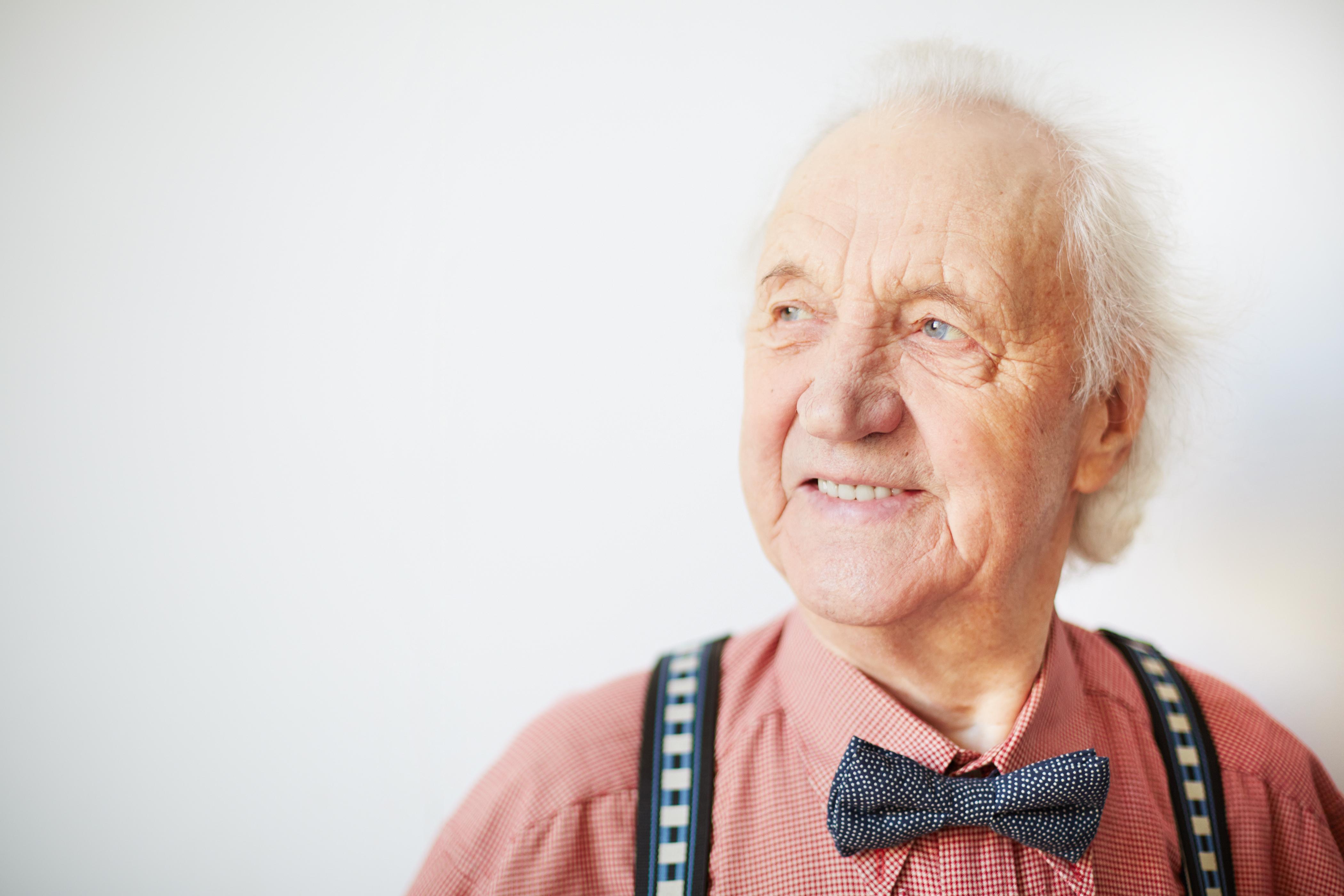 Prostatacancer drabbar framför allt äldre män – hälften är över 70 år och nästan ingen är under 40.